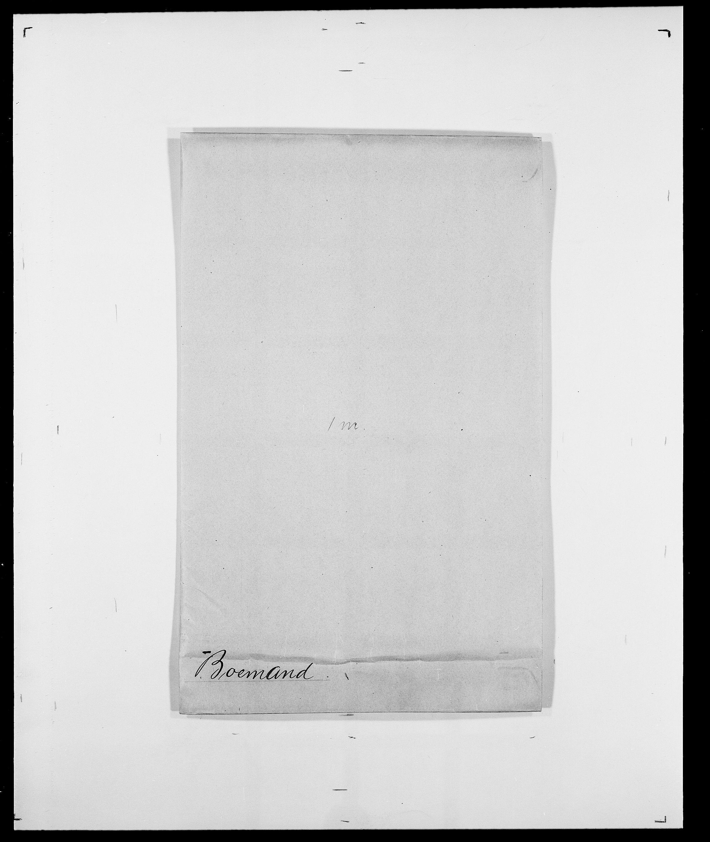 SAO, Delgobe, Charles Antoine - samling, D/Da/L0005: Boalth - Brahm, s. 51