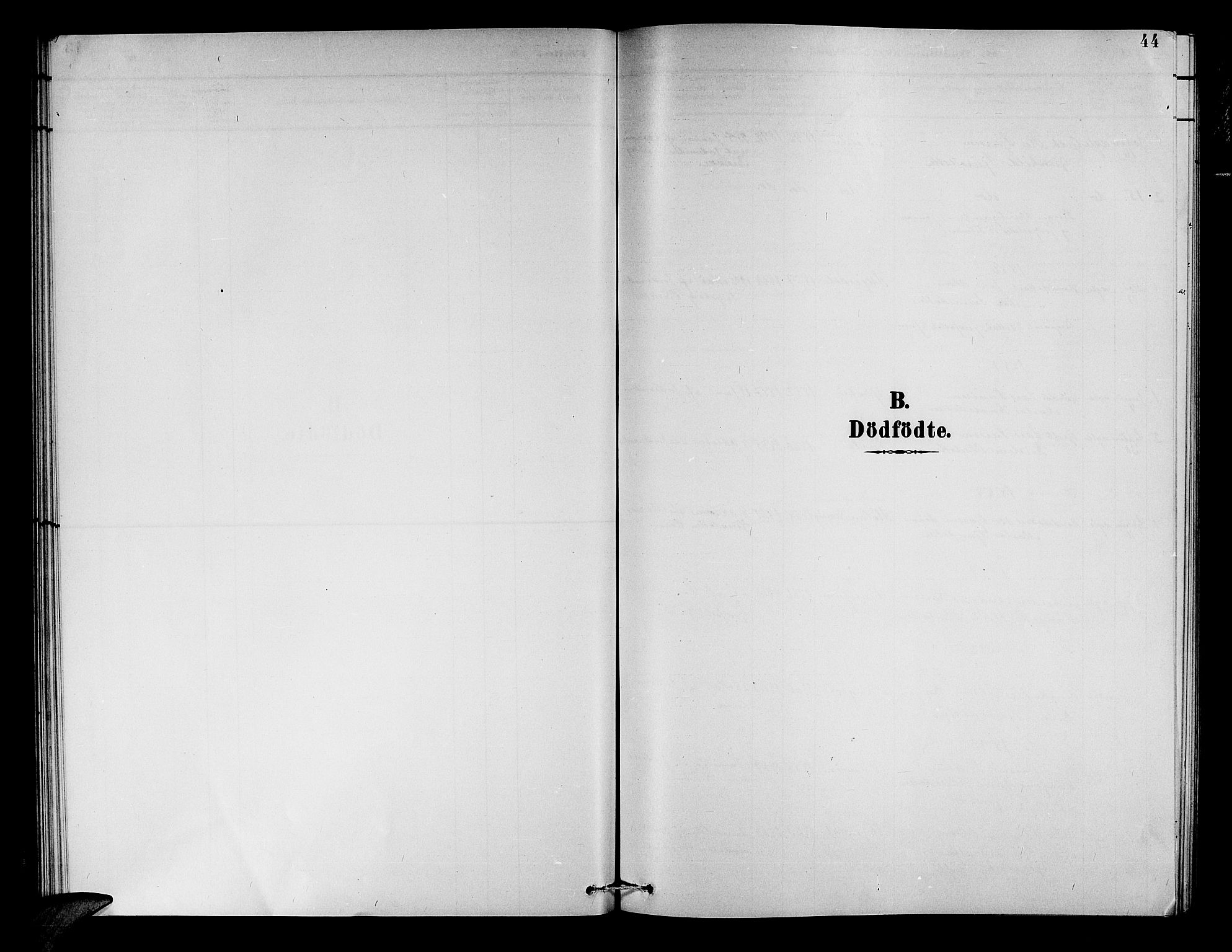 SAB, Aurland Sokneprestembete*, Klokkerbok nr. A 2, 1880-1895, s. 43