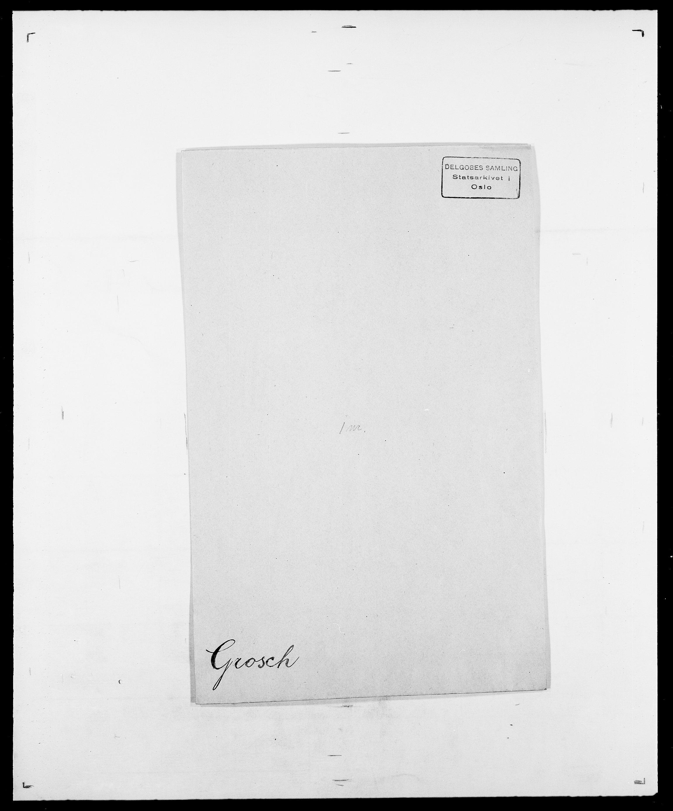 SAO, Delgobe, Charles Antoine - samling, D/Da/L0015: Grodtshilling - Halvorsæth, s. 16