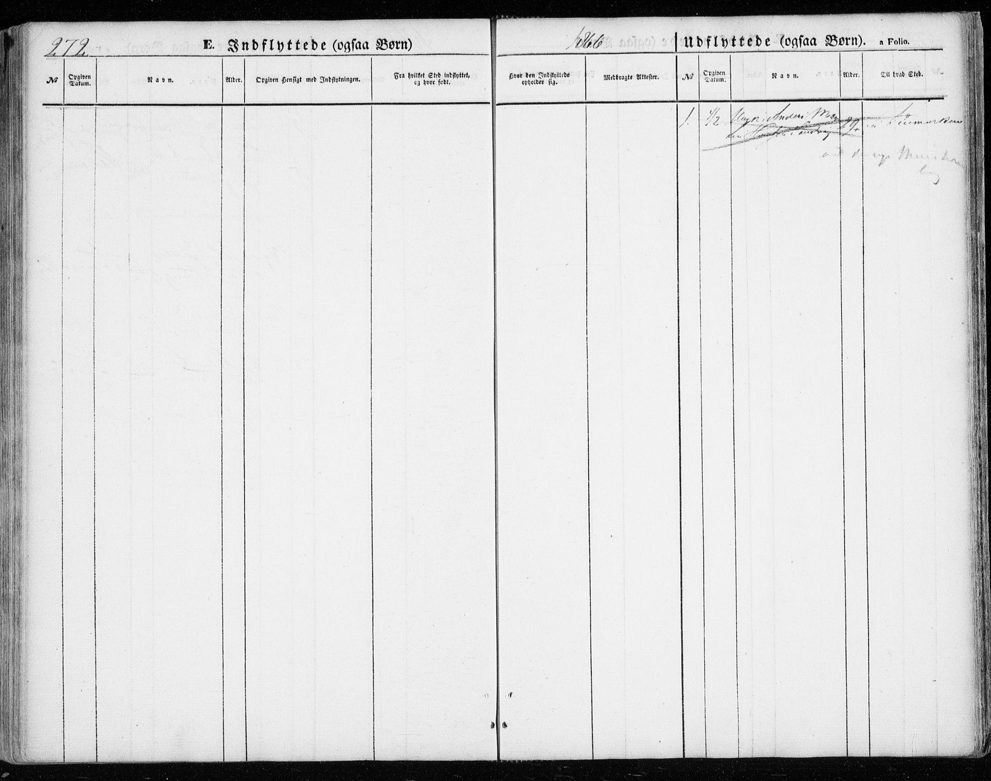 SATØ, Lenvik sokneprestembete, H/Ha: Ministerialbok nr. 7, 1855-1865, s. 272
