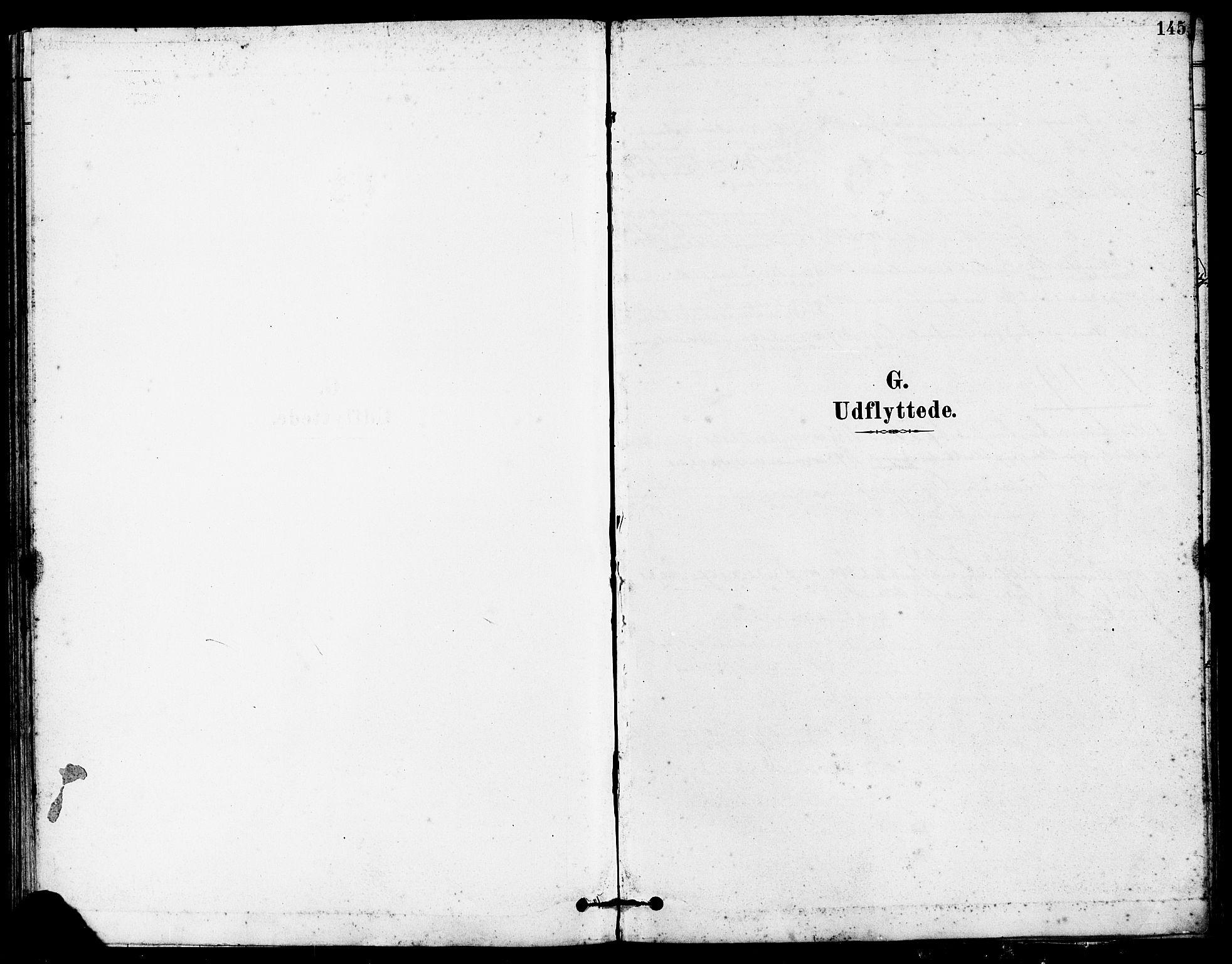 SAST, Høyland sokneprestkontor, 30BA/L0012: Ministerialbok nr. A 11, 1878-1889, s. 145