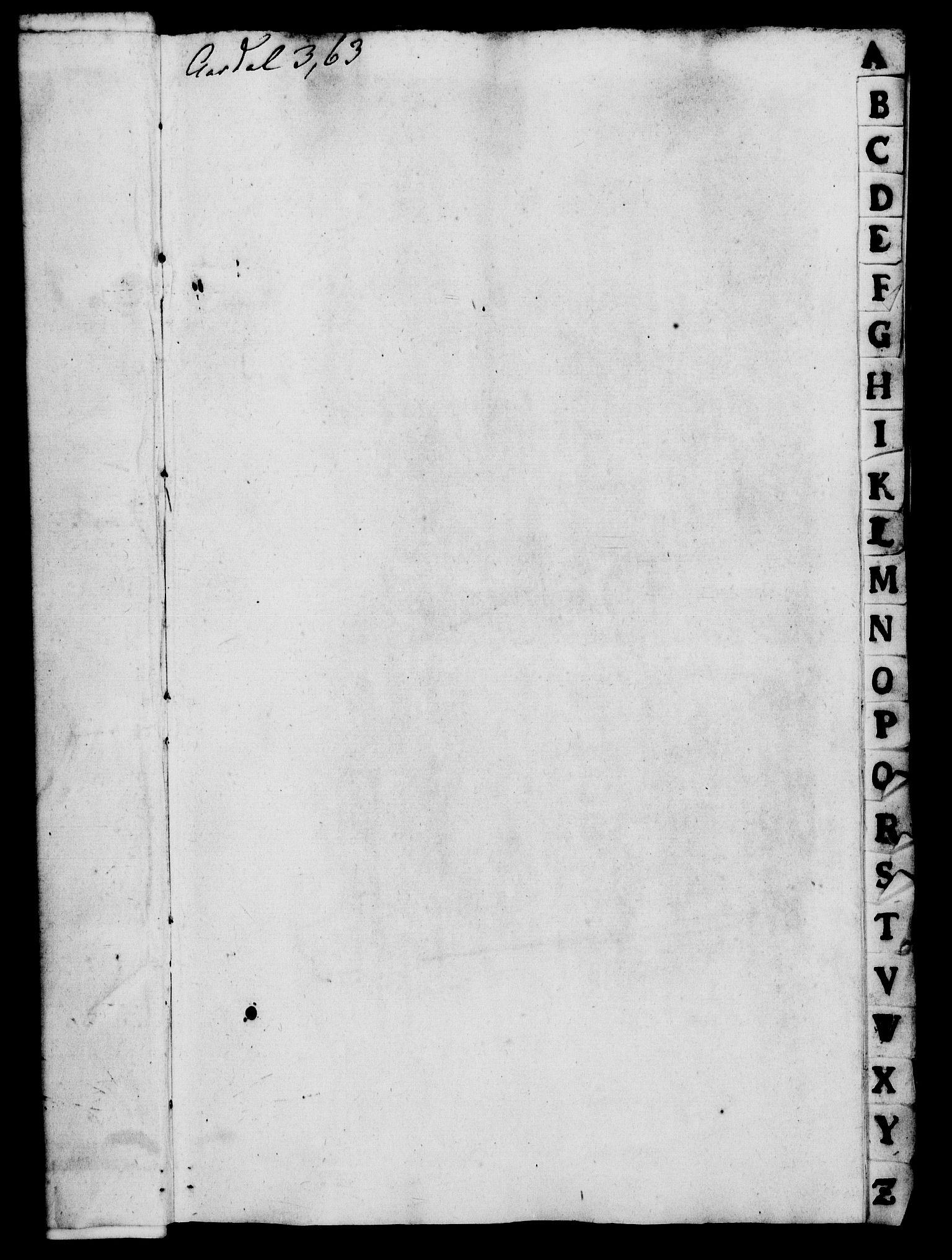 RA, Rentekammeret, Kammerkanselliet, G/Gf/Gfa/L0015: Norsk relasjons- og resolusjonsprotokoll (merket RK 52.15), 1732, s. 3
