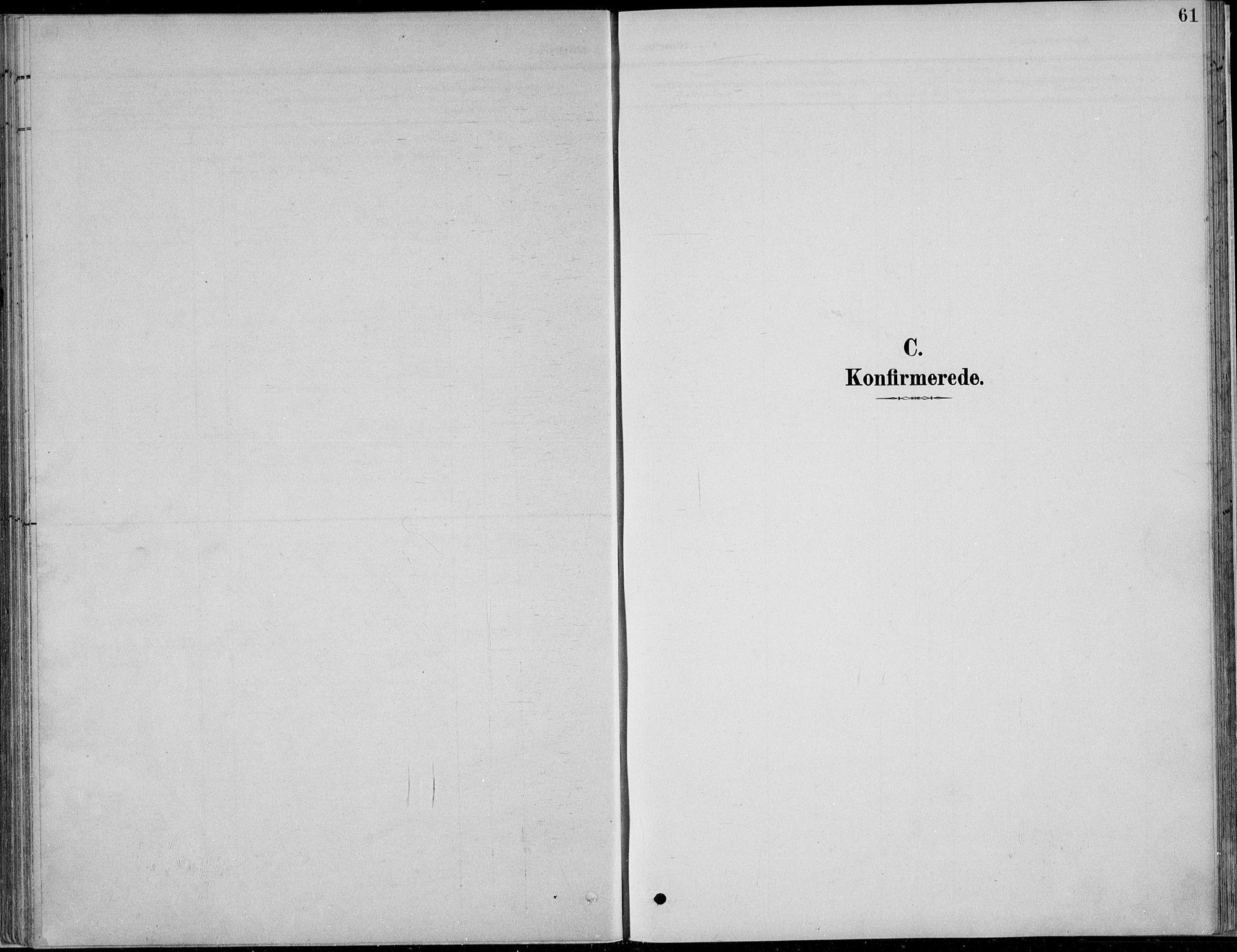SAH, Nordre Land prestekontor, Klokkerbok nr. 13, 1891-1904, s. 61