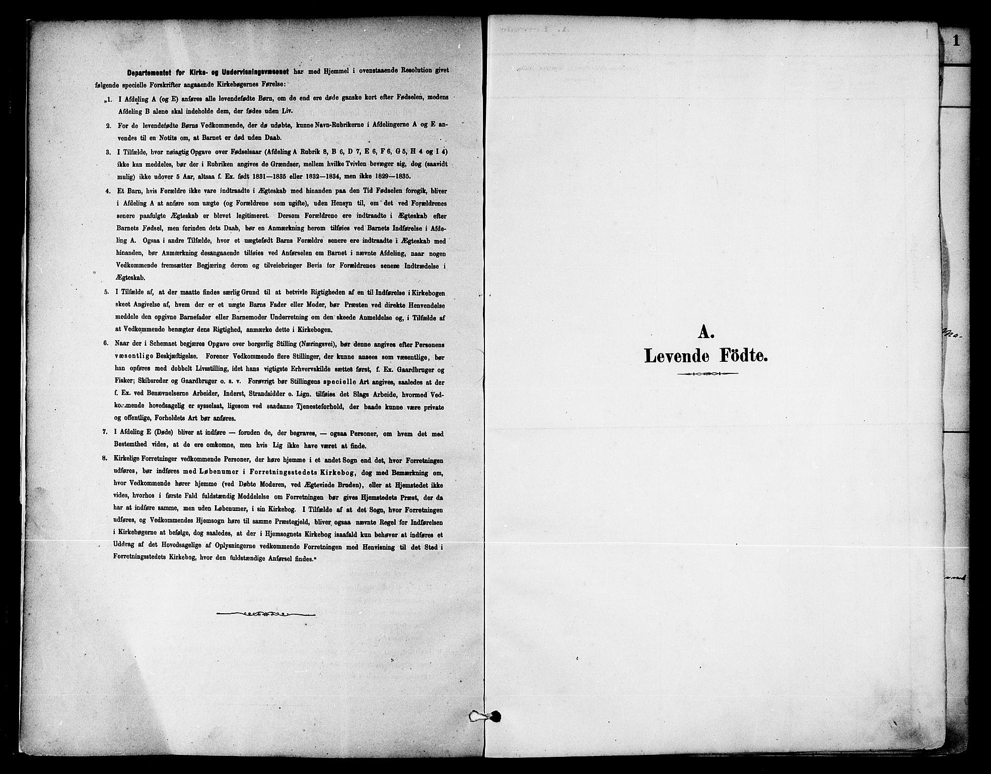 SAT, Ministerialprotokoller, klokkerbøker og fødselsregistre - Nord-Trøndelag, 739/L0371: Ministerialbok nr. 739A03, 1881-1895