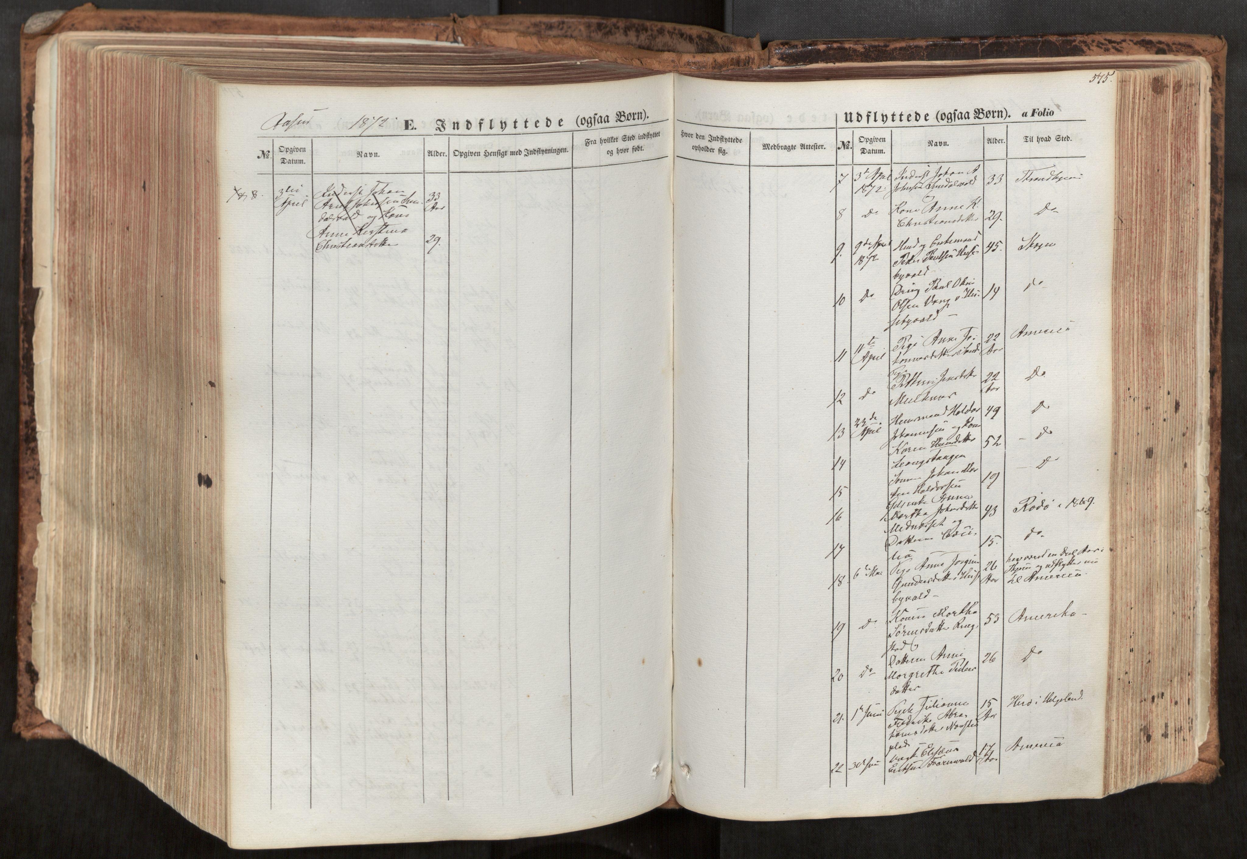 SAT, Ministerialprotokoller, klokkerbøker og fødselsregistre - Nord-Trøndelag, 713/L0116: Ministerialbok nr. 713A07, 1850-1877, s. 575