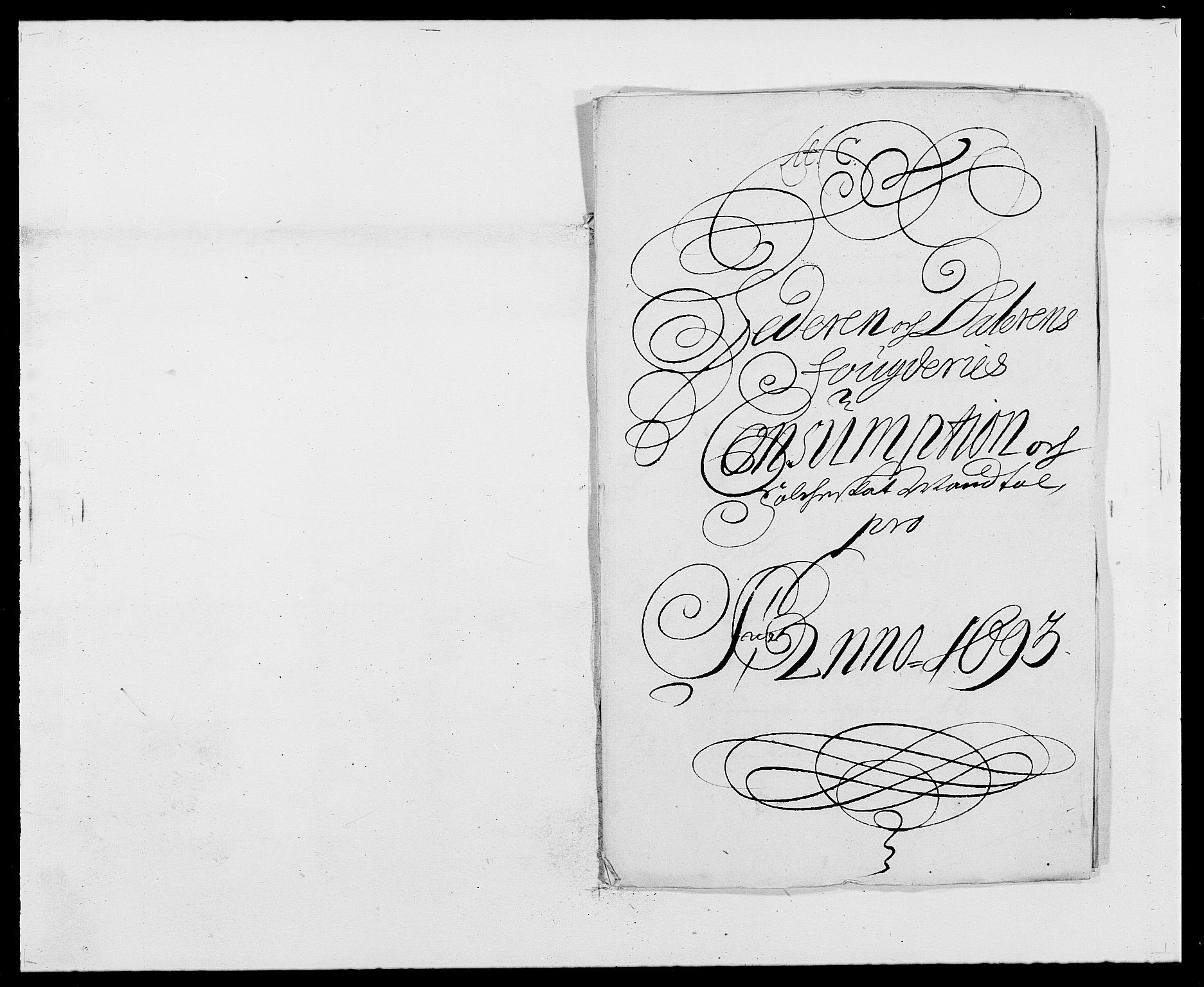 RA, Rentekammeret inntil 1814, Reviderte regnskaper, Fogderegnskap, R46/L2727: Fogderegnskap Jæren og Dalane, 1690-1693, s. 259