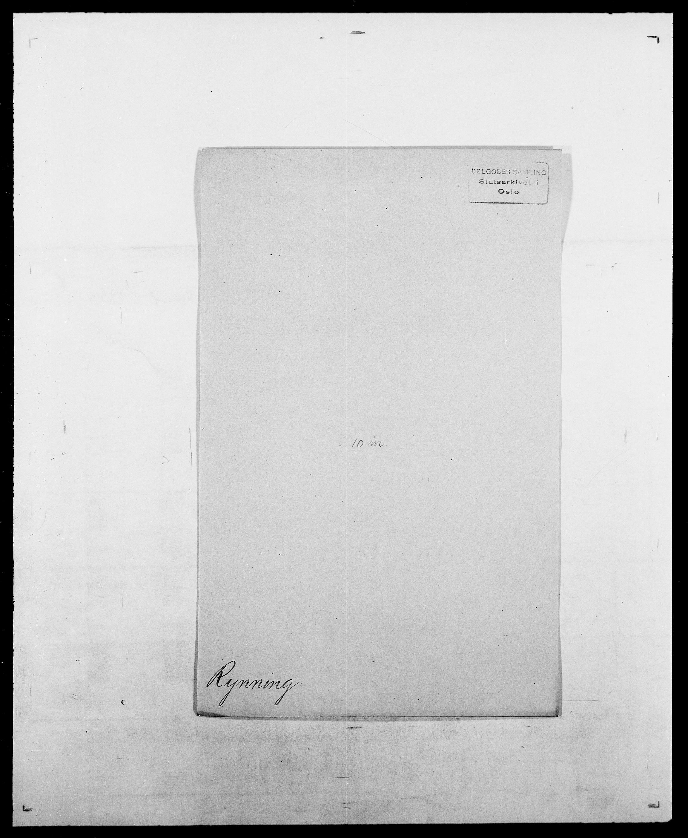 SAO, Delgobe, Charles Antoine - samling, D/Da/L0033: Roald - Røyem, s. 568