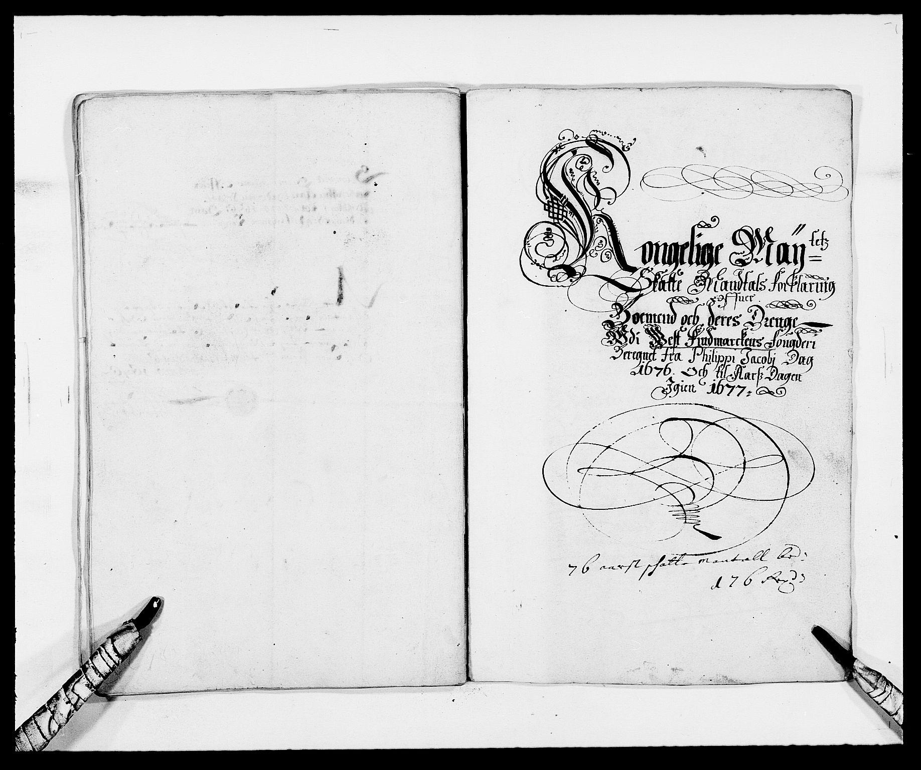 RA, Rentekammeret inntil 1814, Reviderte regnskaper, Fogderegnskap, R69/L4849: Fogderegnskap Finnmark/Vardøhus, 1661-1679, s. 356