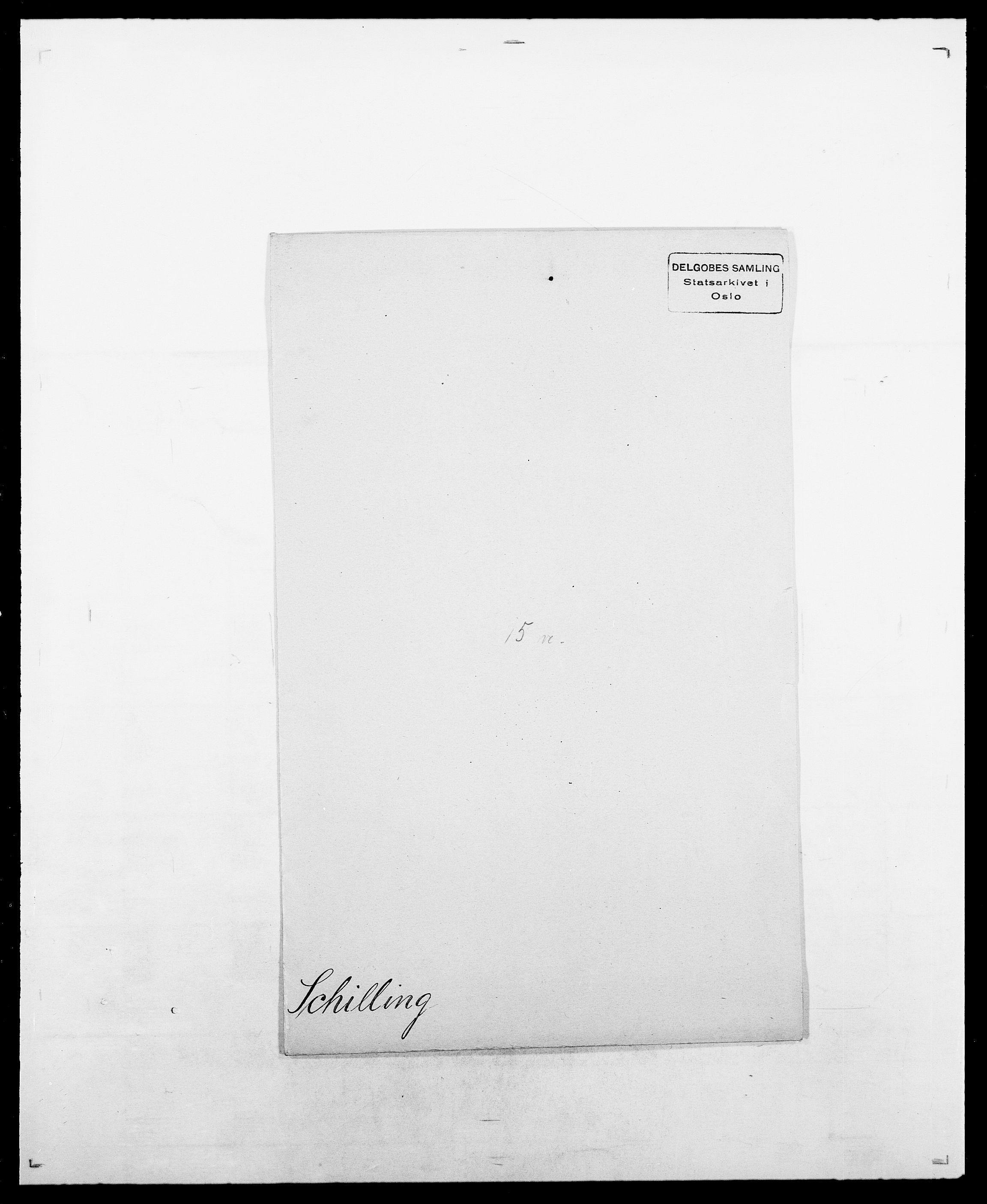 SAO, Delgobe, Charles Antoine - samling, D/Da/L0034: Saabye - Schmincke, s. 530