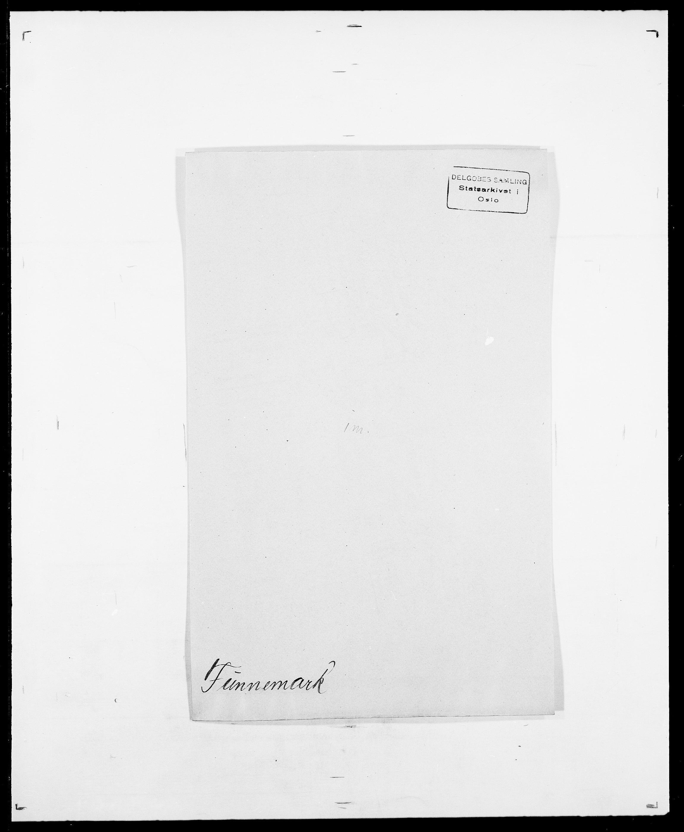 SAO, Delgobe, Charles Antoine - samling, D/Da/L0013: Forbos - Geving, s. 204