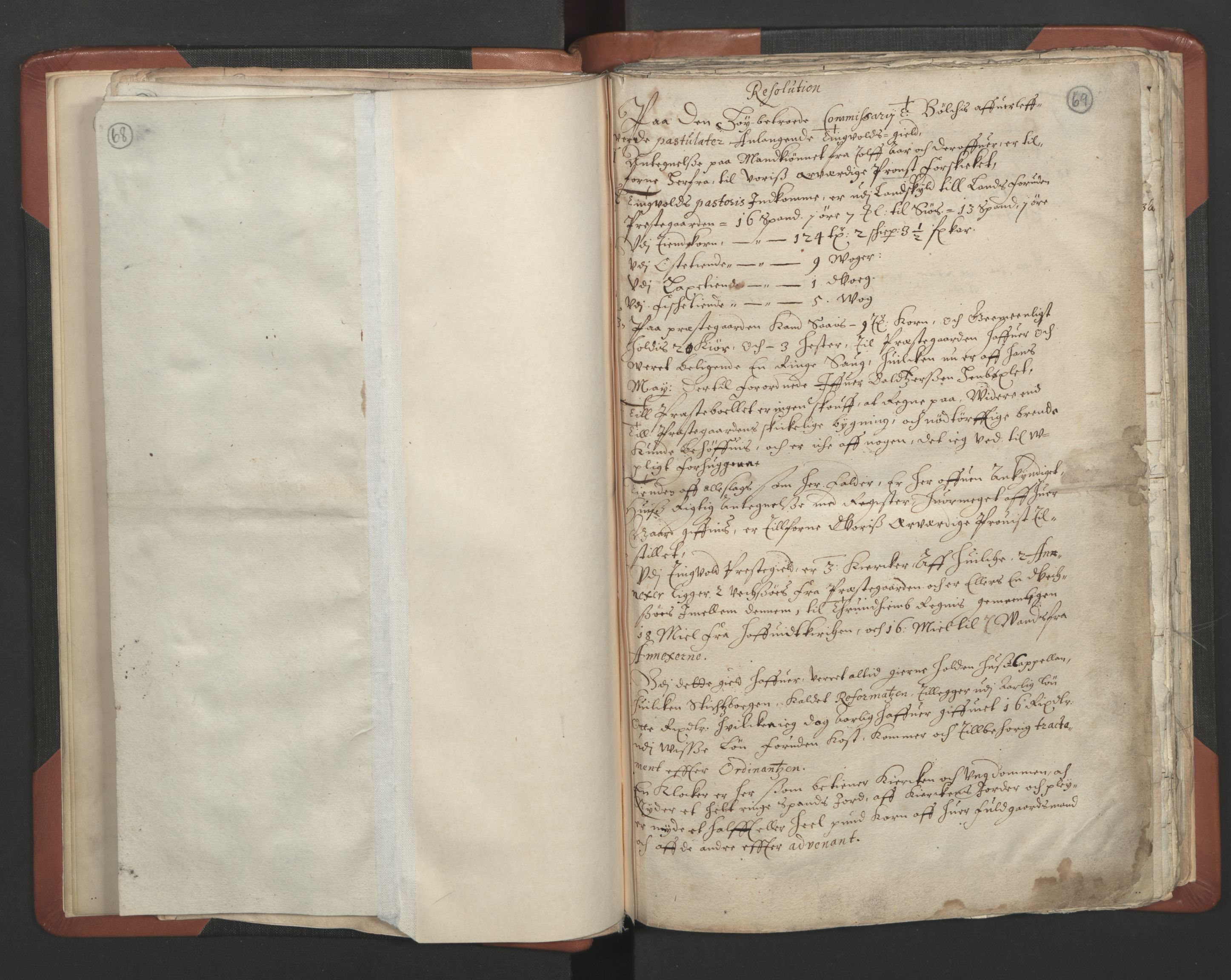 RA, Sogneprestenes manntall 1664-1666, nr. 28: Nordmøre prosti, 1664-1666, s. 68-69