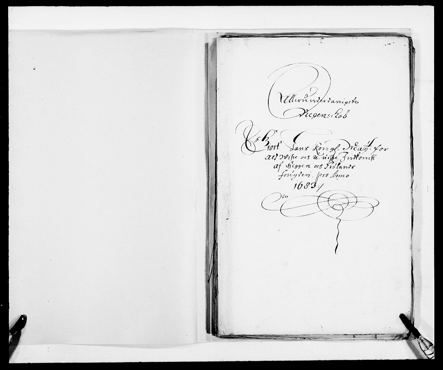 RA, Rentekammeret inntil 1814, Reviderte regnskaper, Fogderegnskap, R06/L0280: Fogderegnskap Heggen og Frøland, 1681-1684, s. 353