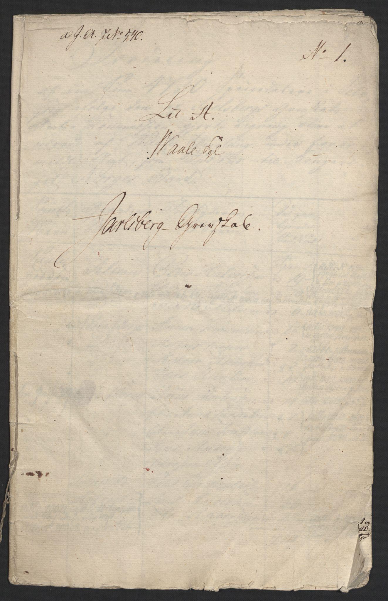 NOBA, Norges Bank/Sølvskatten 1816*, 1816-1824, s. 18