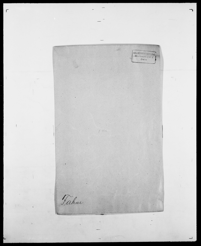 SAO, Delgobe, Charles Antoine - samling, D/Da/L0011: Fahlander - Flood, Flod, s. 12