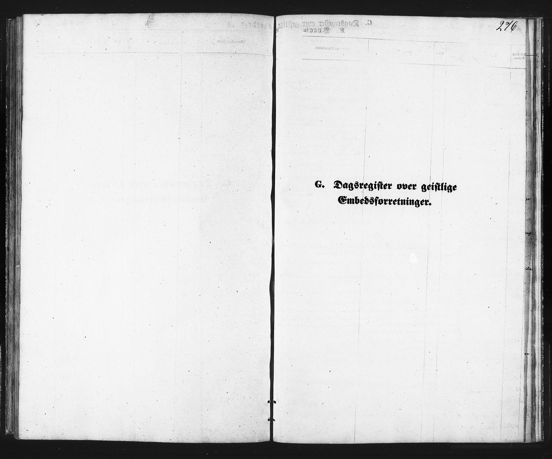 SATØ, Balsfjord sokneprestembete, Klokkerbok nr. 2, 1870-1886, s. 276