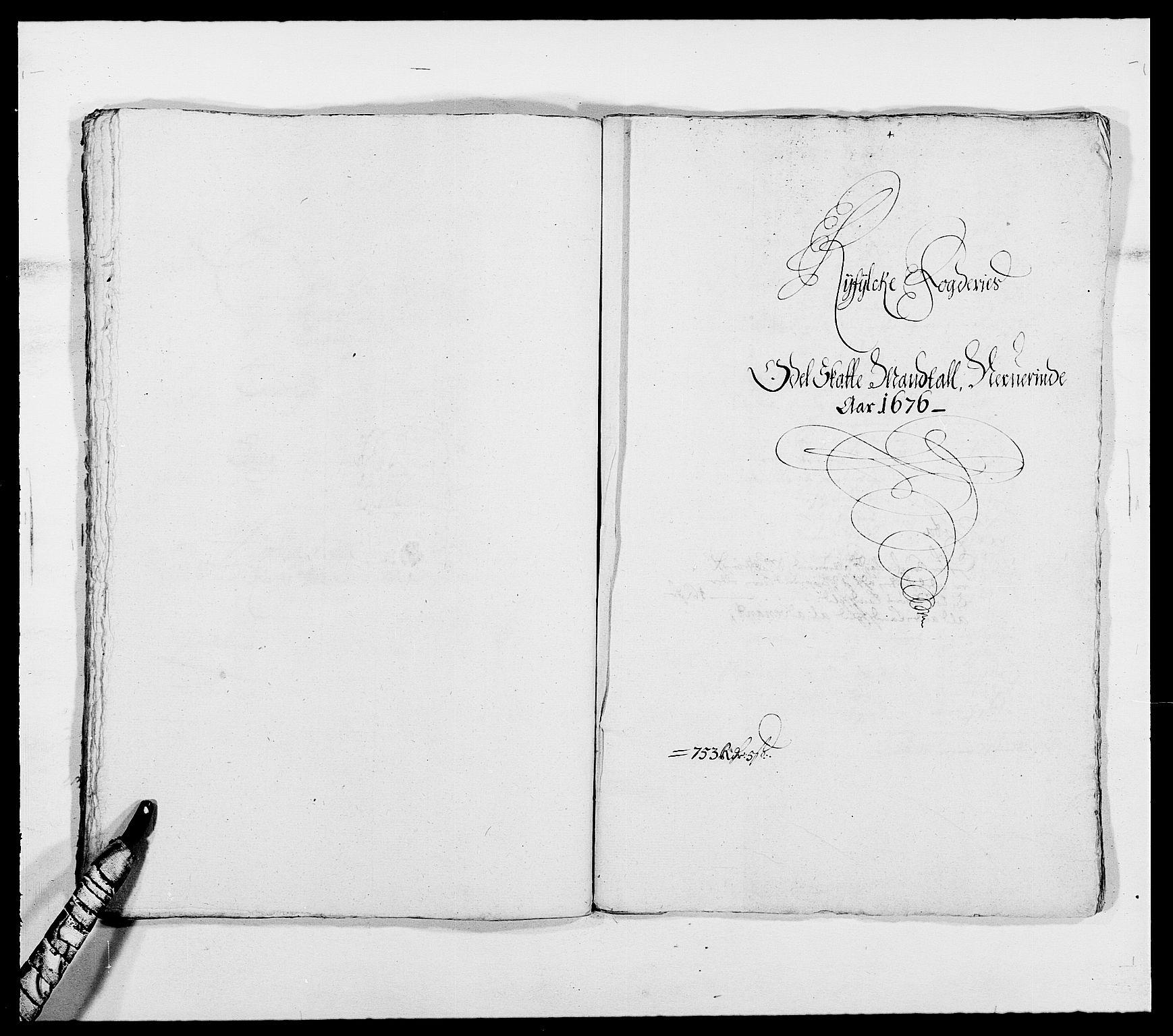RA, Rentekammeret inntil 1814, Reviderte regnskaper, Fogderegnskap, R47/L2846: Fogderegnskap Ryfylke, 1676, s. 50