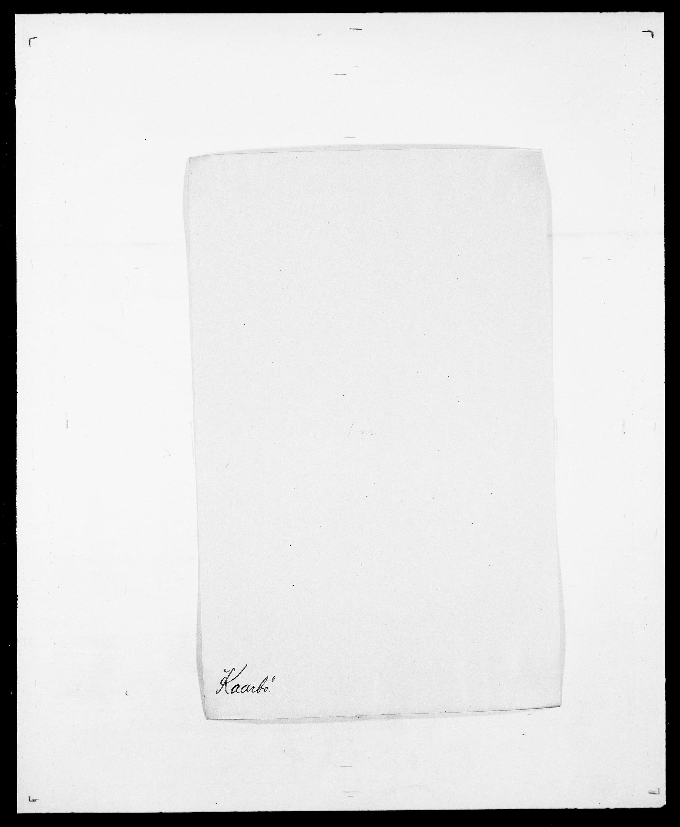SAO, Delgobe, Charles Antoine - samling, D/Da/L0020: Irgens - Kjøsterud, s. 370