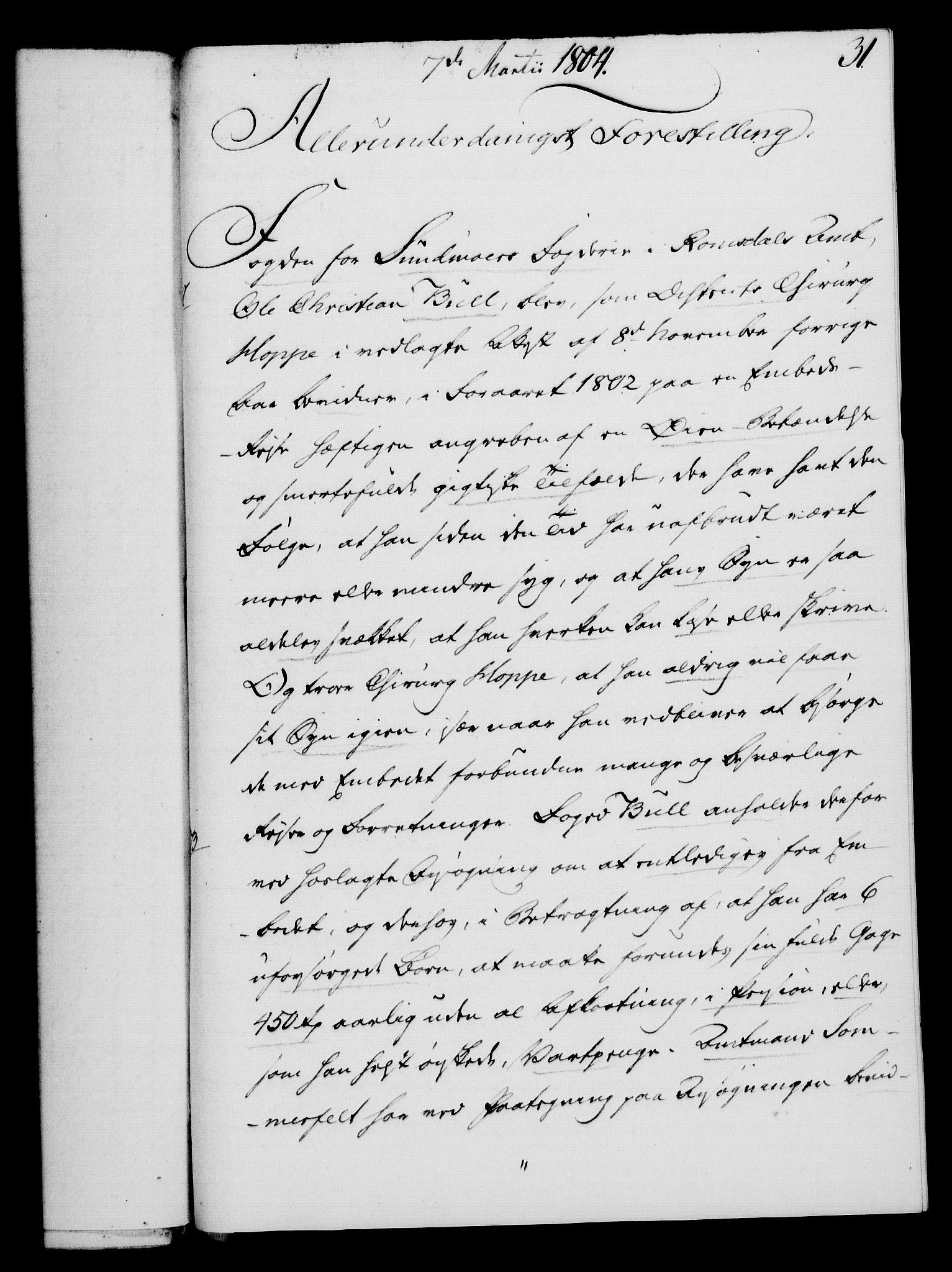 RA, Rentekammeret, Kammerkanselliet, G/Gf/Gfa/L0086: Norsk relasjons- og resolusjonsprotokoll (merket RK 52.86), 1804, s. 211
