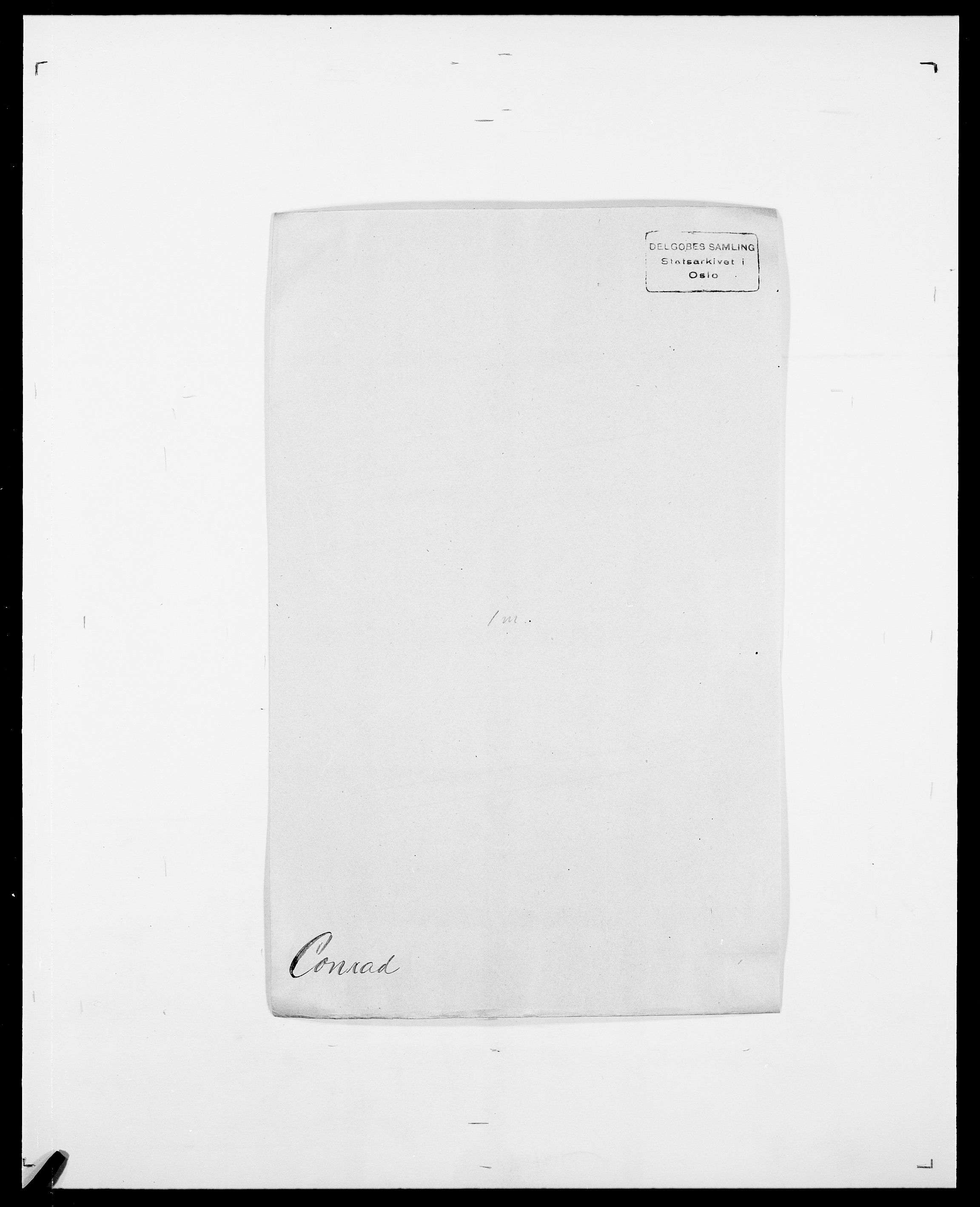 SAO, Delgobe, Charles Antoine - samling, D/Da/L0008: Capjon - Dagenbolt, s. 507
