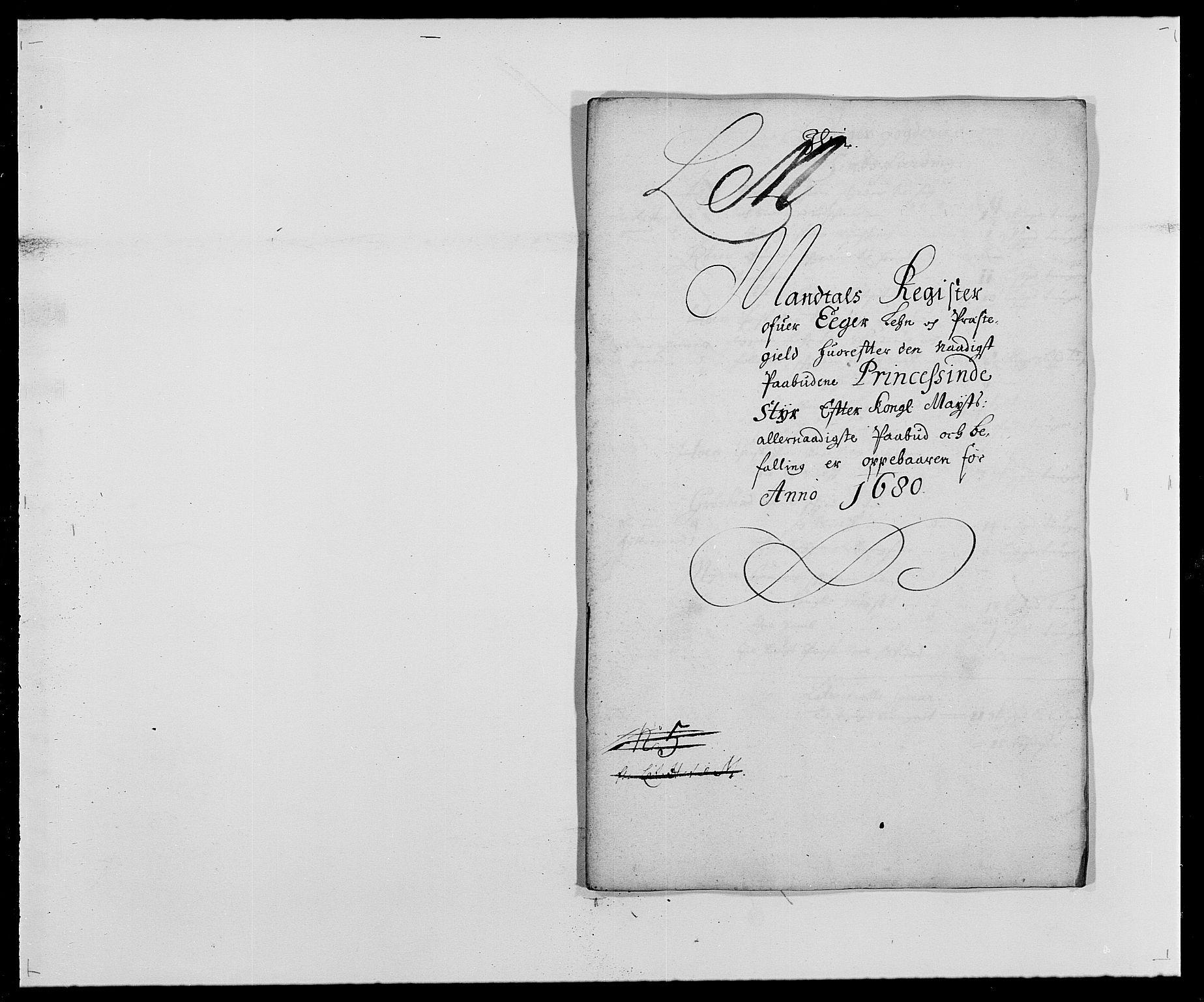 RA, Rentekammeret inntil 1814, Reviderte regnskaper, Fogderegnskap, R26/L1684: Fogderegnskap Eiker, 1679-1686, s. 166