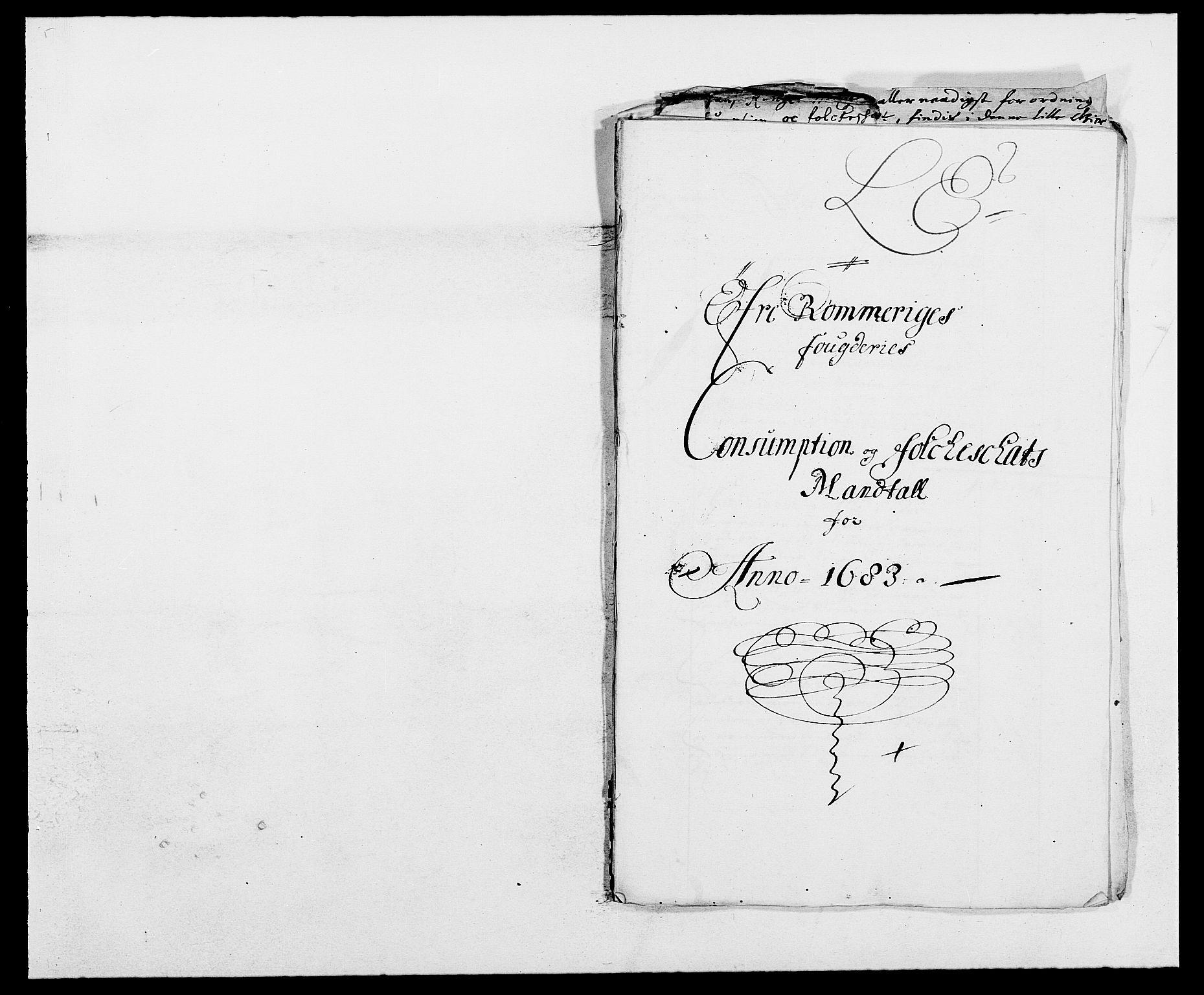 RA, Rentekammeret inntil 1814, Reviderte regnskaper, Fogderegnskap, R12/L0697: Fogderegnskap Øvre Romerike, 1682-1683, s. 318