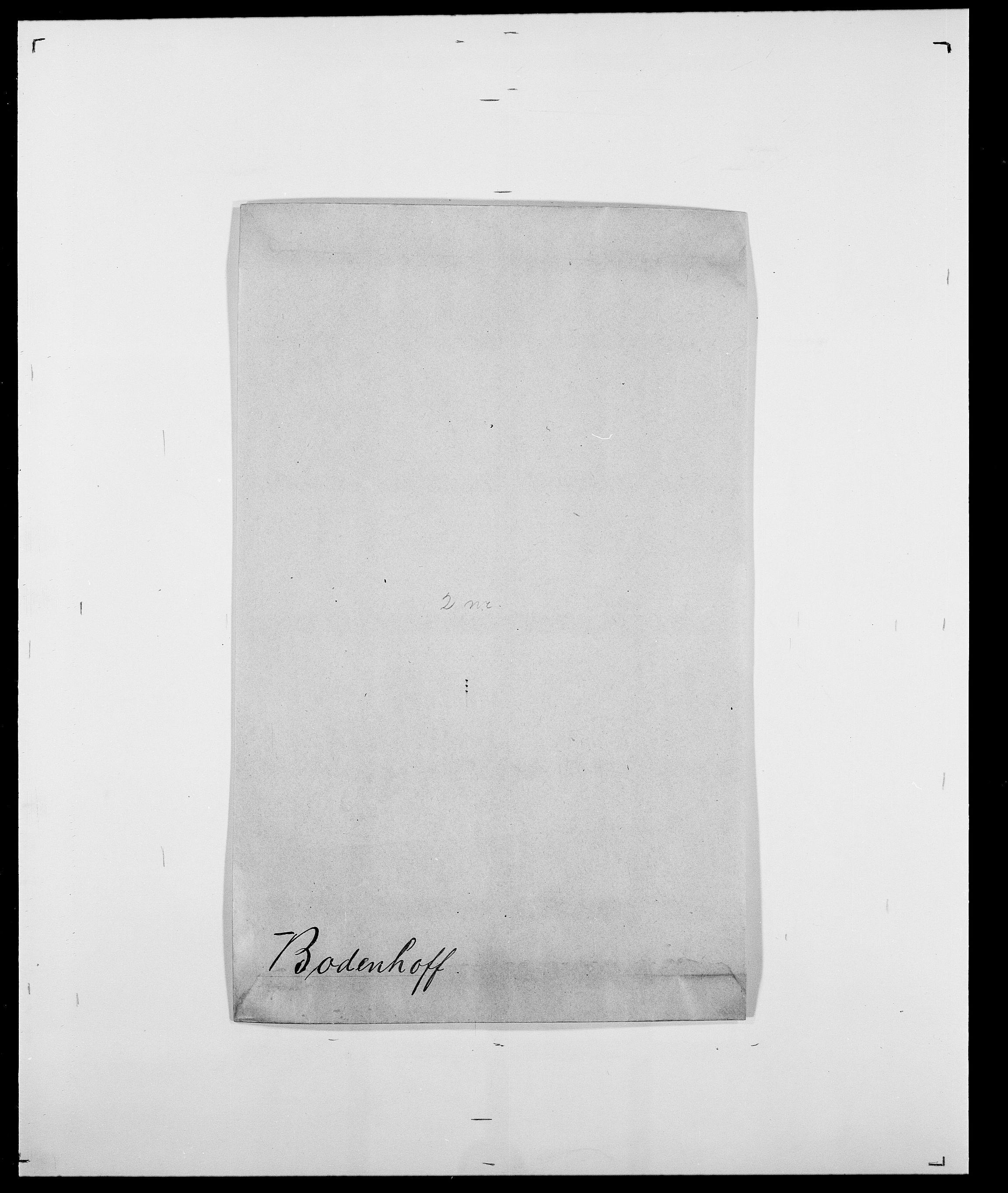 SAO, Delgobe, Charles Antoine - samling, D/Da/L0005: Boalth - Brahm, s. 29