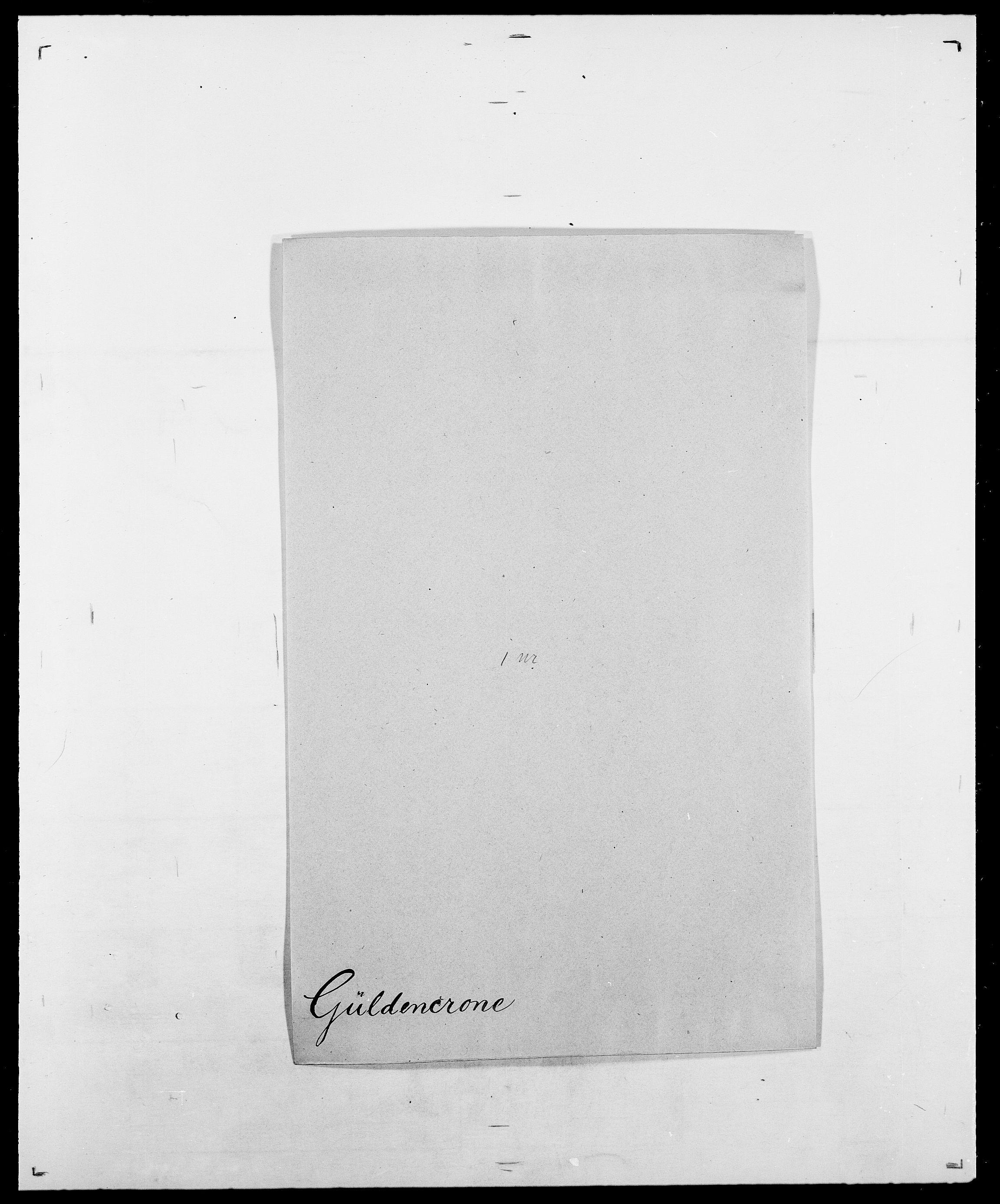 SAO, Delgobe, Charles Antoine - samling, D/Da/L0015: Grodtshilling - Halvorsæth, s. 484