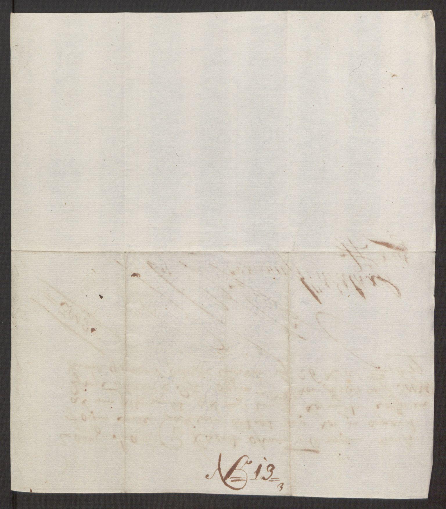 RA, Rentekammeret inntil 1814, Reviderte regnskaper, Fogderegnskap, R35/L2072: Fogderegnskap Øvre og Nedre Telemark, 1679, s. 275