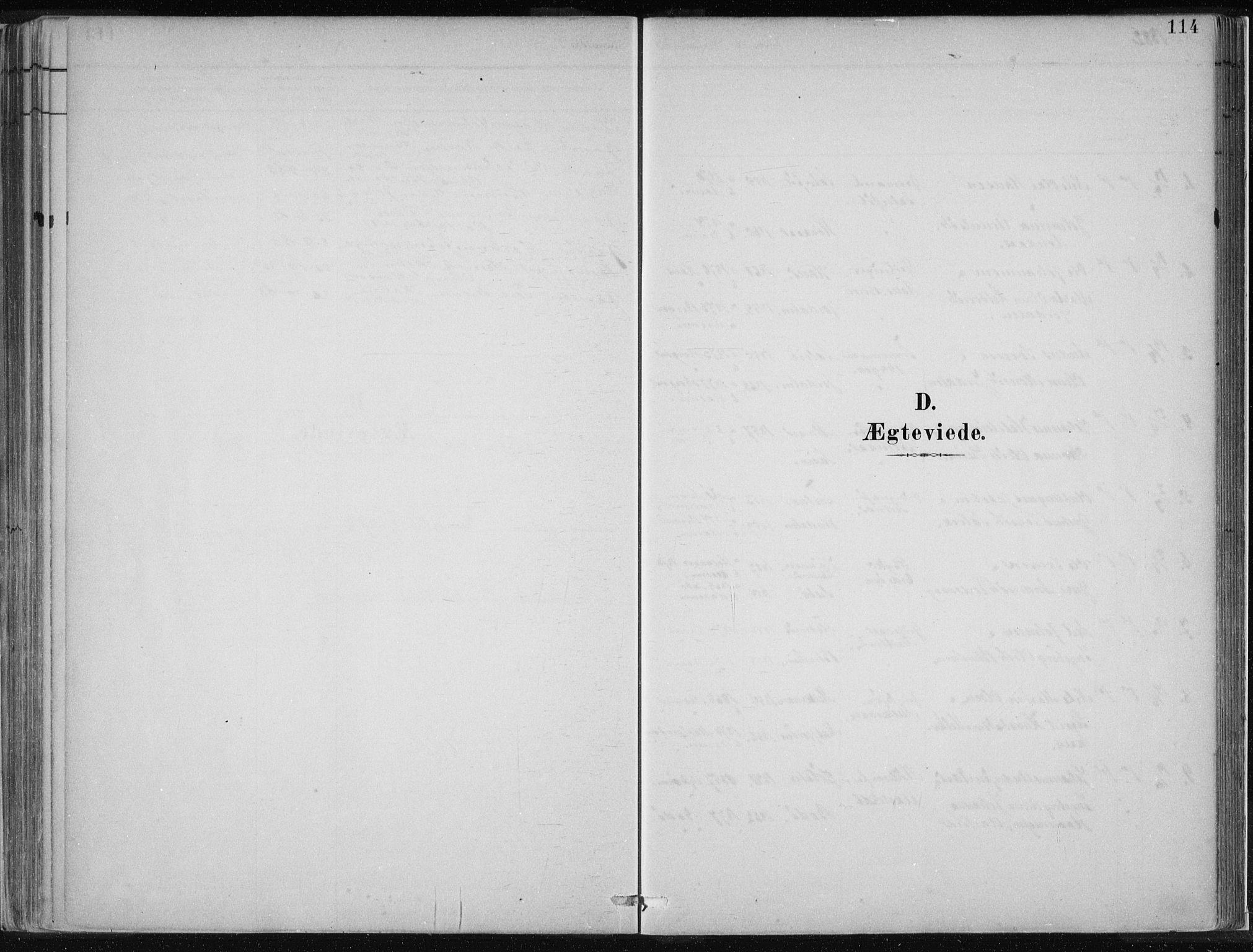 SAB, Hamre Sokneprestembete, H/Haa: Ministerialbok nr. D  1, 1882-1906, s. 114