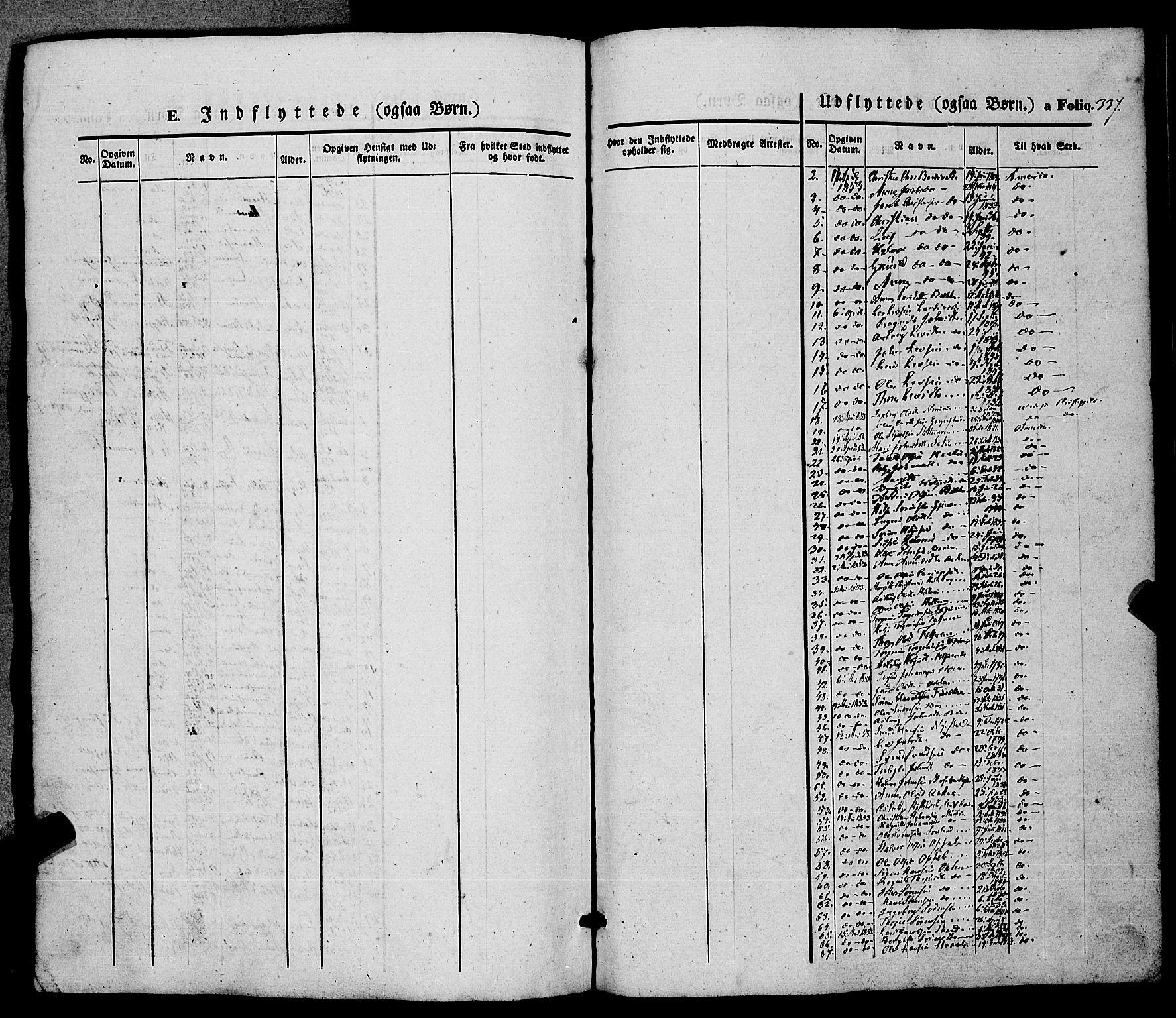 SAKO, Hjartdal kirkebøker, F/Fa/L0008: Ministerialbok nr. I 8, 1844-1859, s. 337