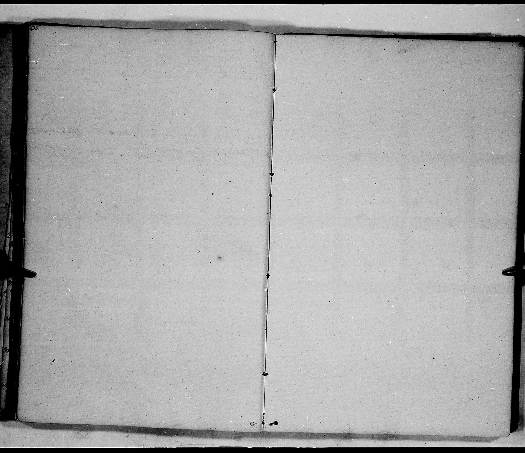 SAH, Lesja prestekontor, Klokkerbok nr. 3, 1842-1862, s. 132-133