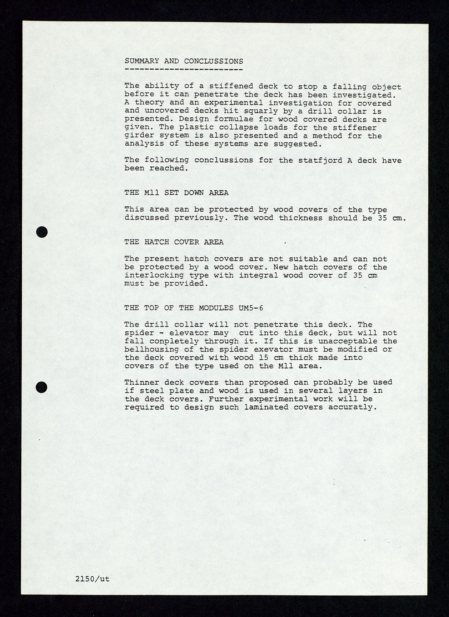 SAST, Pa 1339 - Statoil ASA, D/Dm/L0348: Gravitasjonsplattform betong, 1975-1978, s. 34