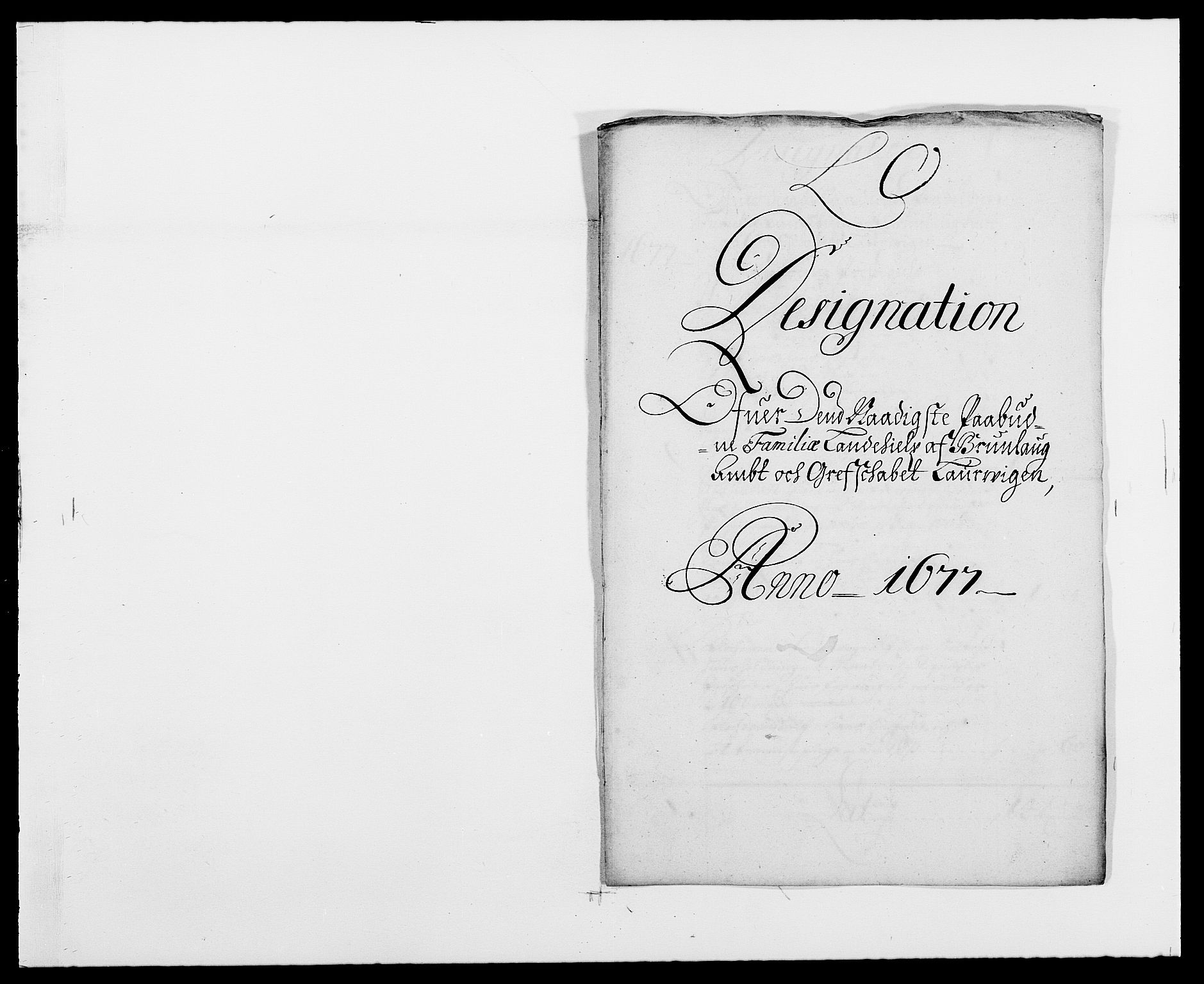 RA, Rentekammeret inntil 1814, Reviderte regnskaper, Fogderegnskap, R33/L1968: Fogderegnskap Larvik grevskap, 1675-1687, s. 111