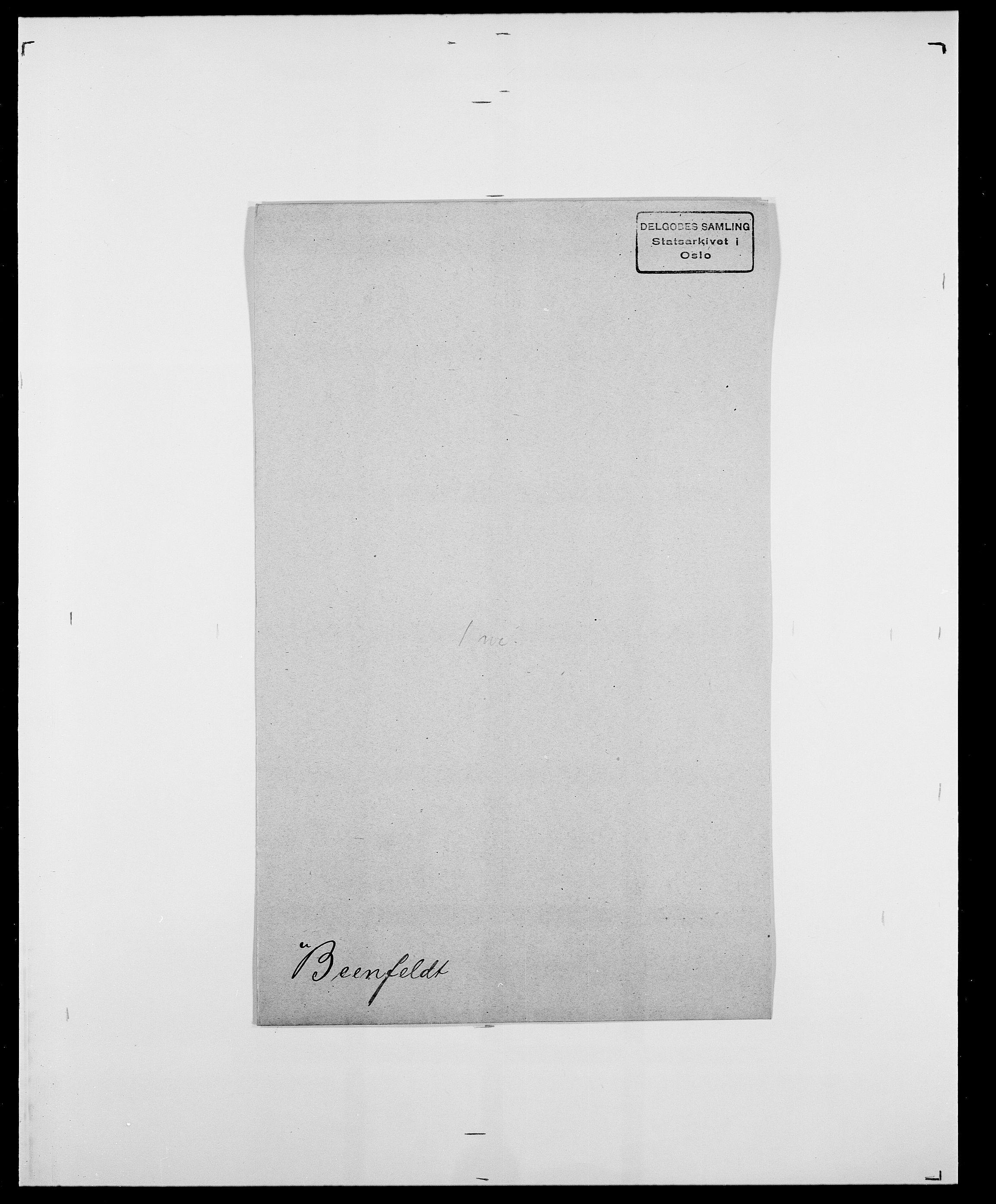 SAO, Delgobe, Charles Antoine - samling, D/Da/L0003: Barca - Bergen, s. 638