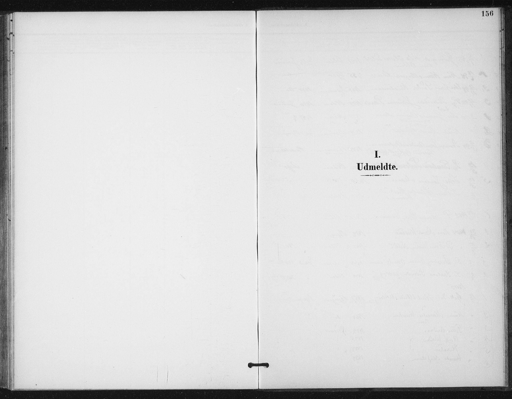 SAT, Ministerialprotokoller, klokkerbøker og fødselsregistre - Sør-Trøndelag, 654/L0664: Ministerialbok nr. 654A02, 1895-1907, s. 156