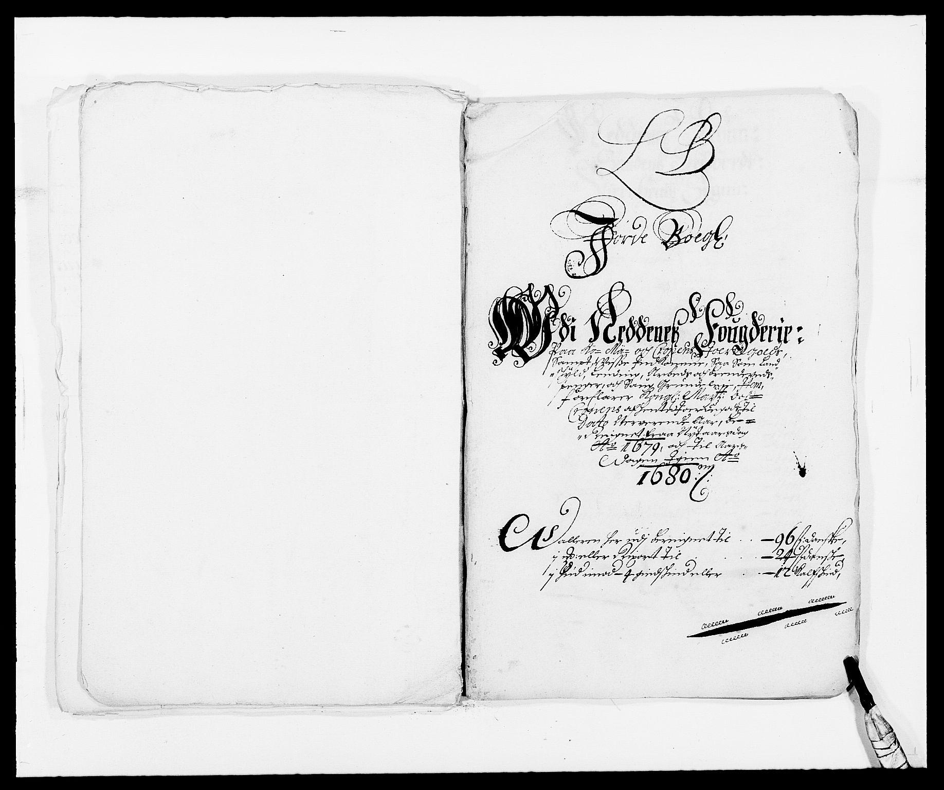 RA, Rentekammeret inntil 1814, Reviderte regnskaper, Fogderegnskap, R39/L2303: Fogderegnskap Nedenes, 1679, s. 16
