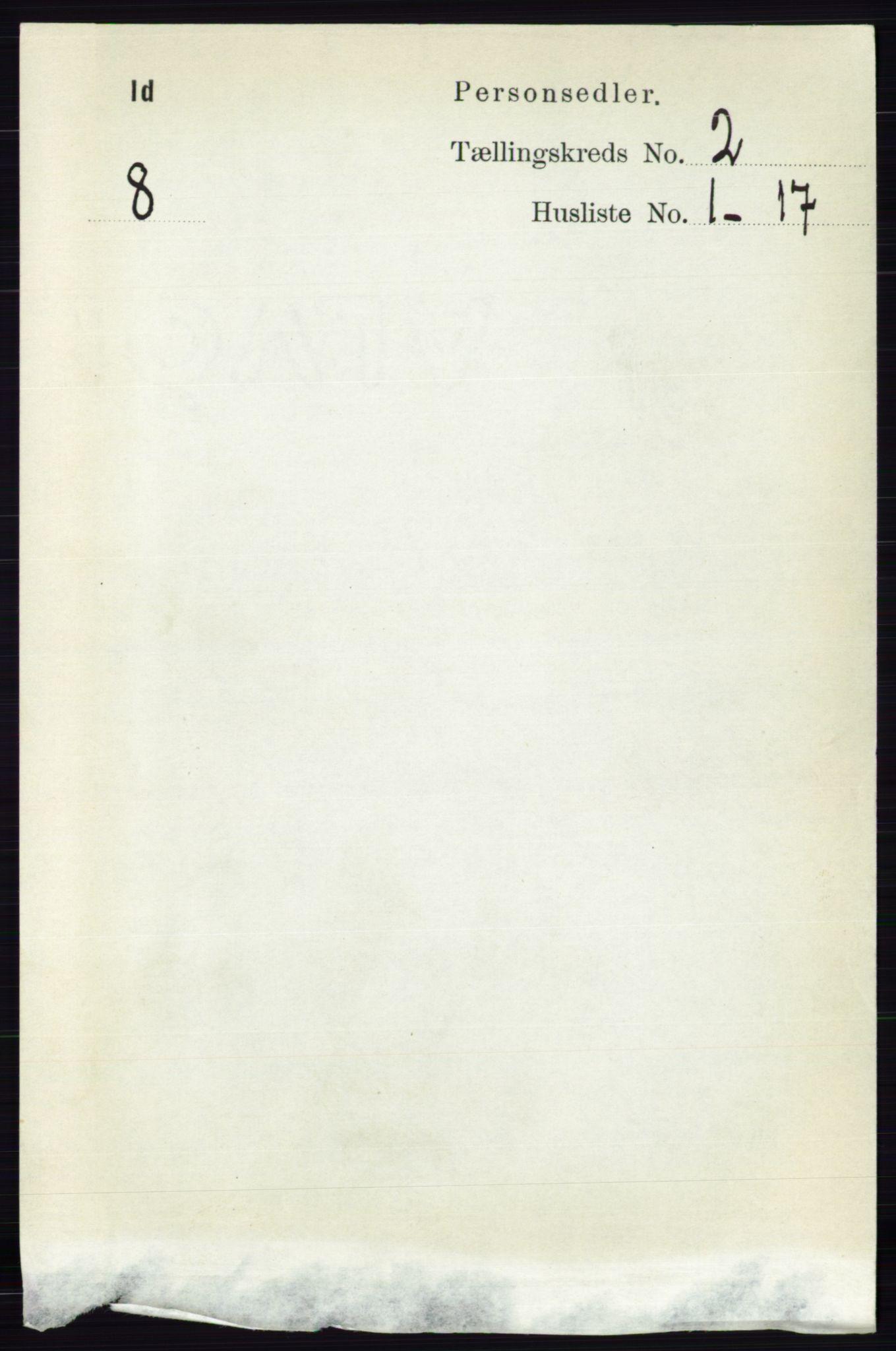 RA, Folketelling 1891 for 0117 Idd herred, 1891, s. 1179