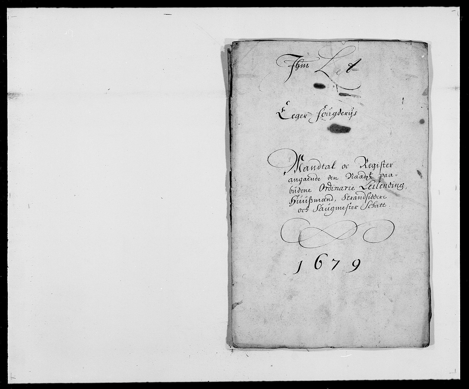 RA, Rentekammeret inntil 1814, Reviderte regnskaper, Fogderegnskap, R26/L1684: Fogderegnskap Eiker, 1679-1686, s. 30