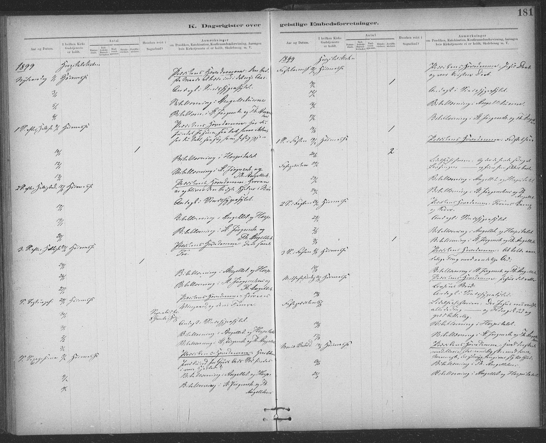 SAT, Ministerialprotokoller, klokkerbøker og fødselsregistre - Sør-Trøndelag, 623/L0470: Ministerialbok nr. 623A04, 1884-1938, s. 181