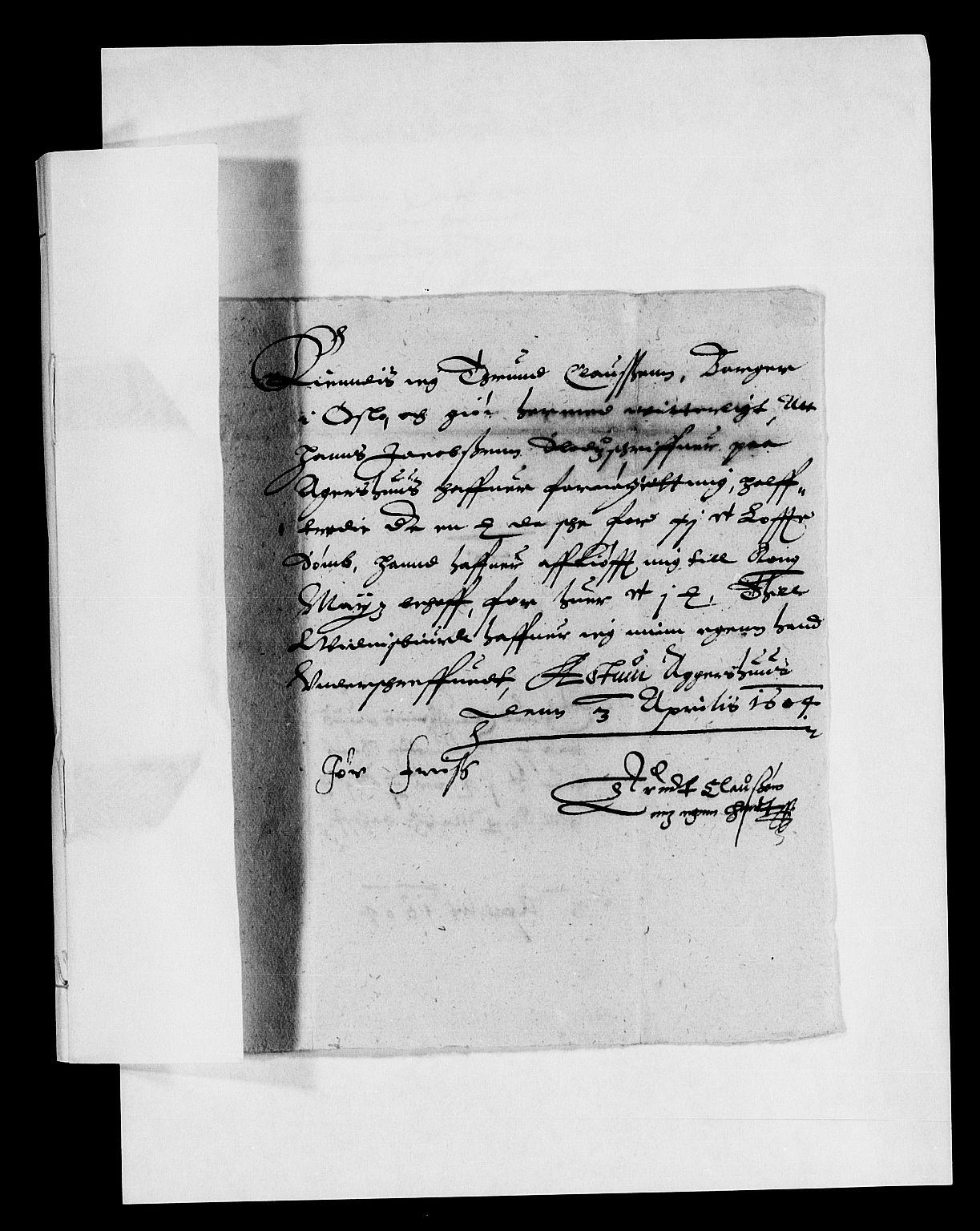 RA, Rentekammeret inntil 1814, Reviderte regnskaper, Lensregnskaper, R/Rb/Rba/L0017: Akershus len, 1603-1604