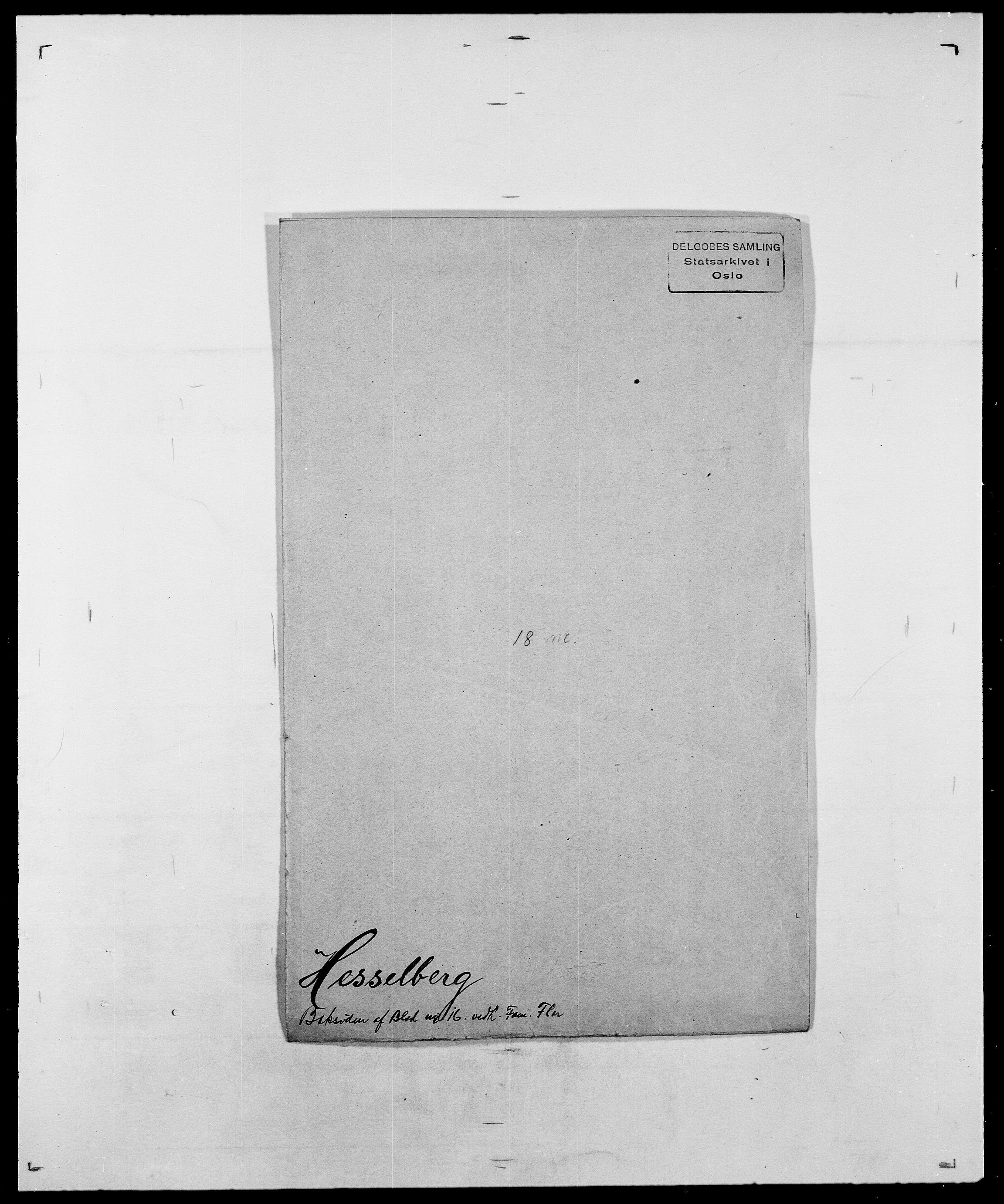 SAO, Delgobe, Charles Antoine - samling, D/Da/L0017: Helander - Hjørne, s. 316