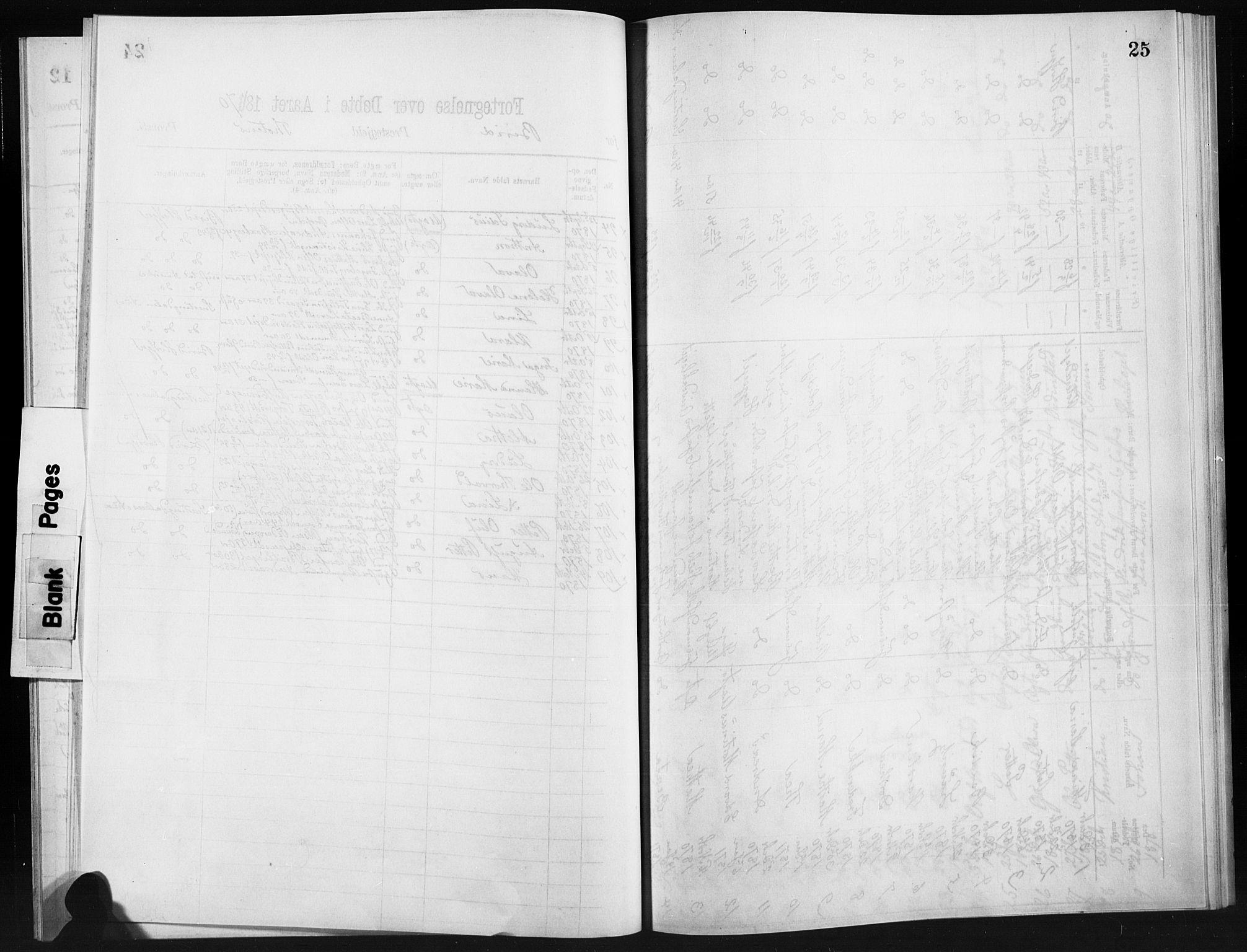 SAH, Biri prestekontor, Ministerialbok, 1866-1872, s. 25
