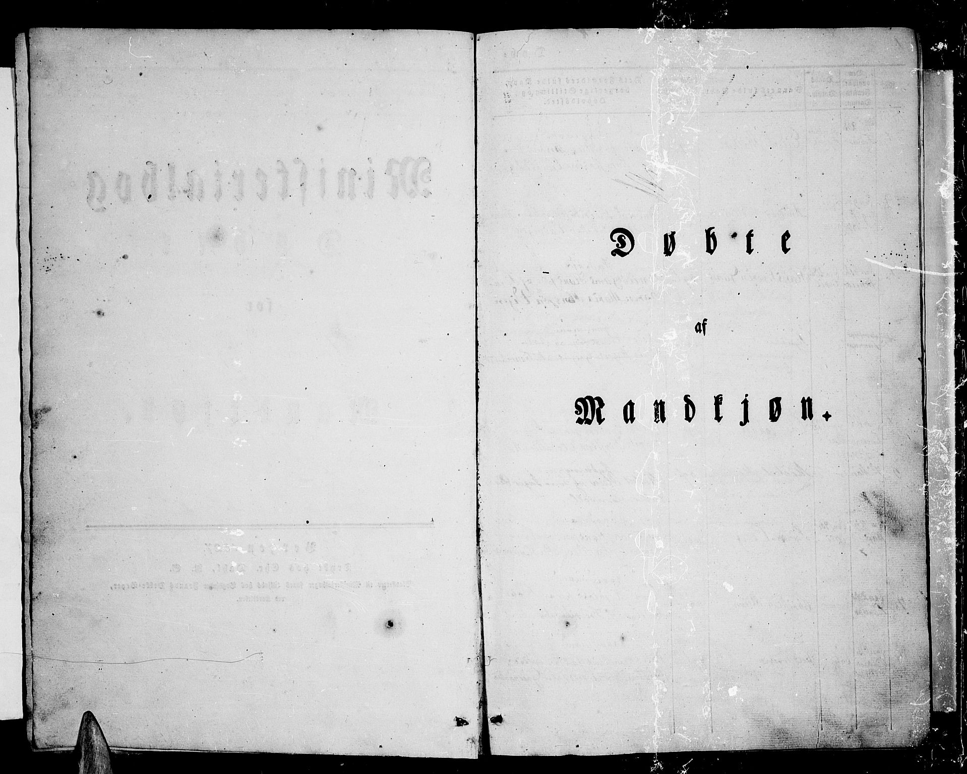 SATØ, Tranøy sokneprestkontor, I/Ia/Iab/L0001klokker: Klokkerbok nr. 1, 1835-1853