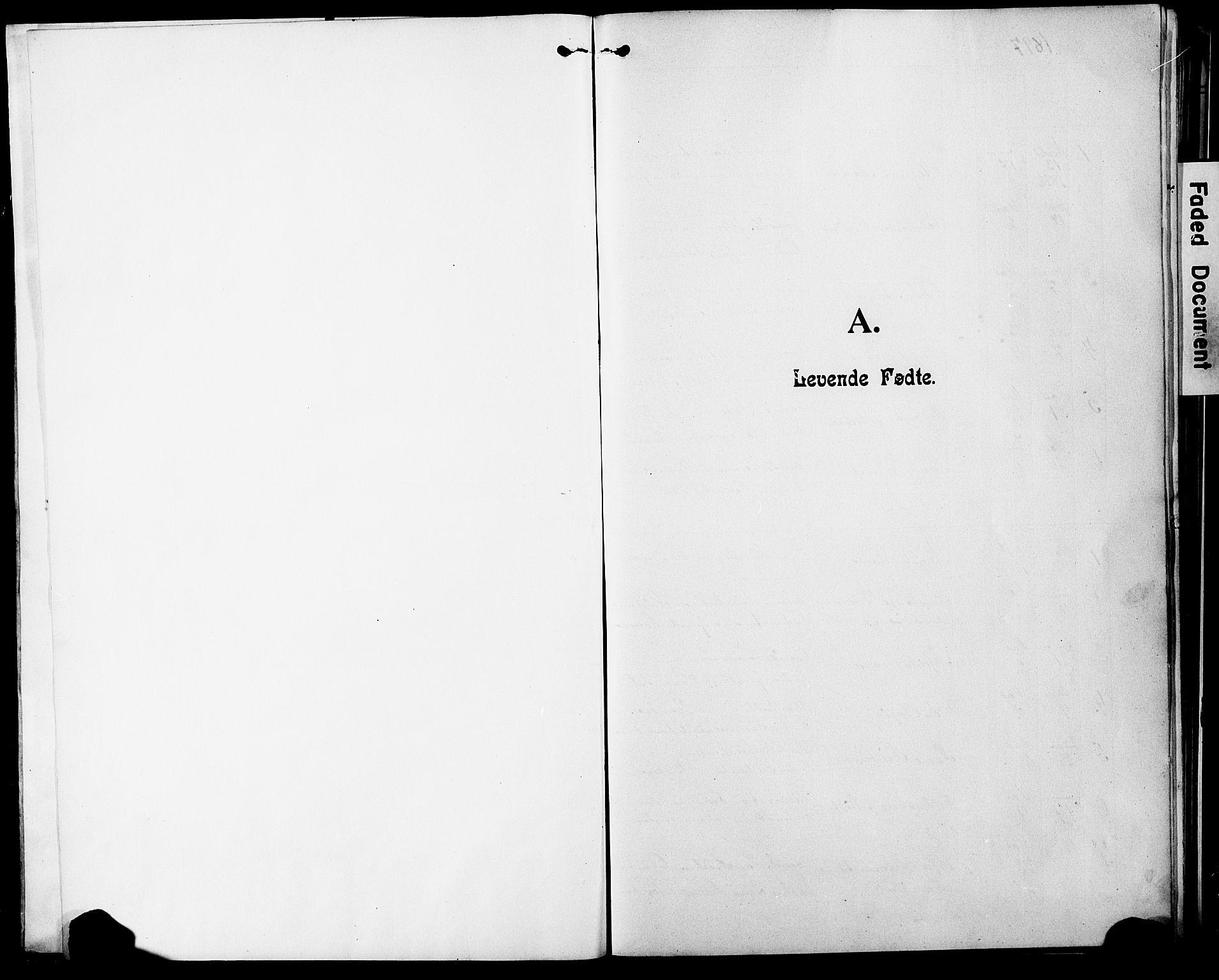 SAT, Ministerialprotokoller, klokkerbøker og fødselsregistre - Nordland, 803/L0077: Klokkerbok nr. 803C04, 1897-1930