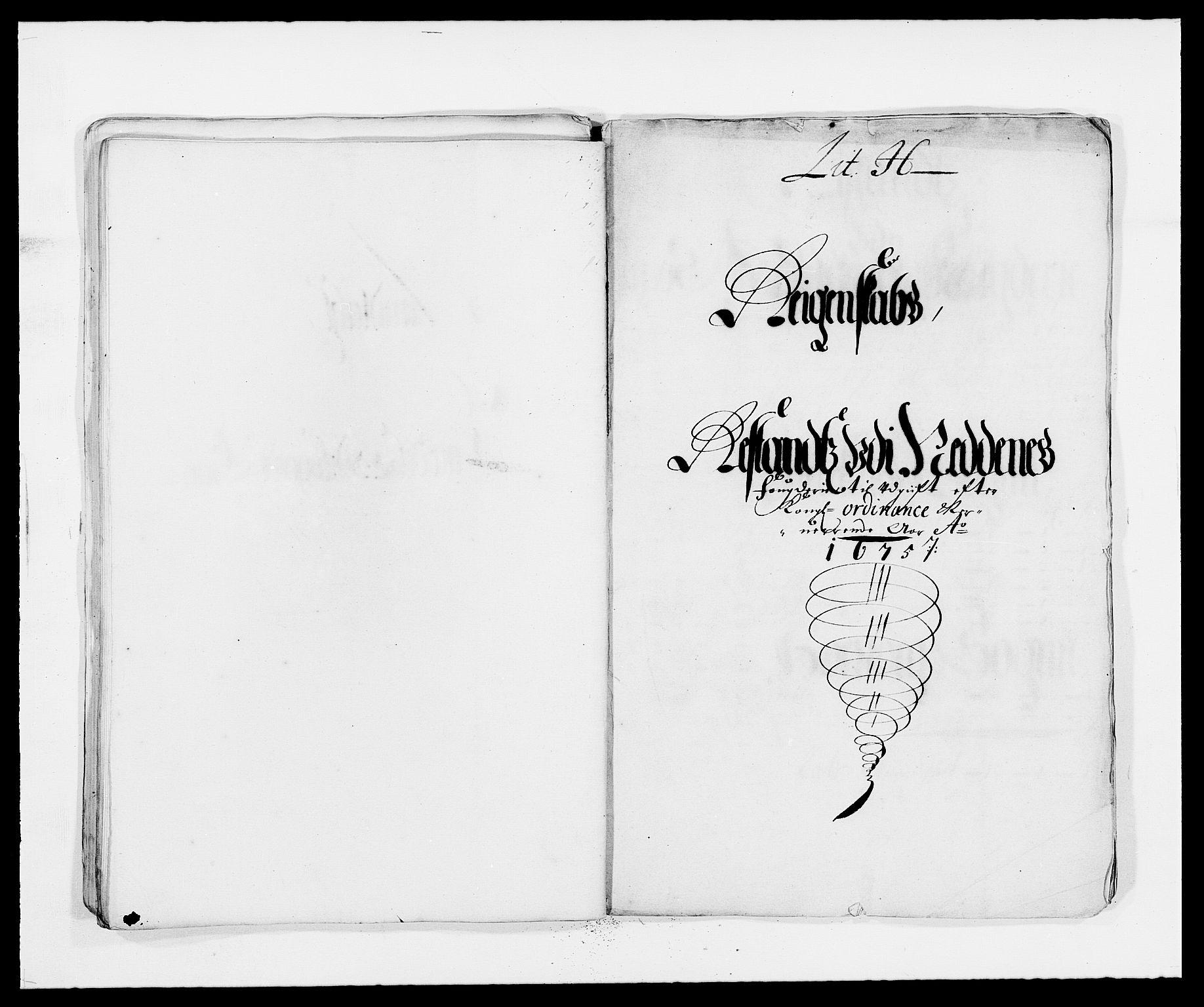 RA, Rentekammeret inntil 1814, Reviderte regnskaper, Fogderegnskap, R39/L2301: Fogderegnskap Nedenes, 1675-1676, s. 161