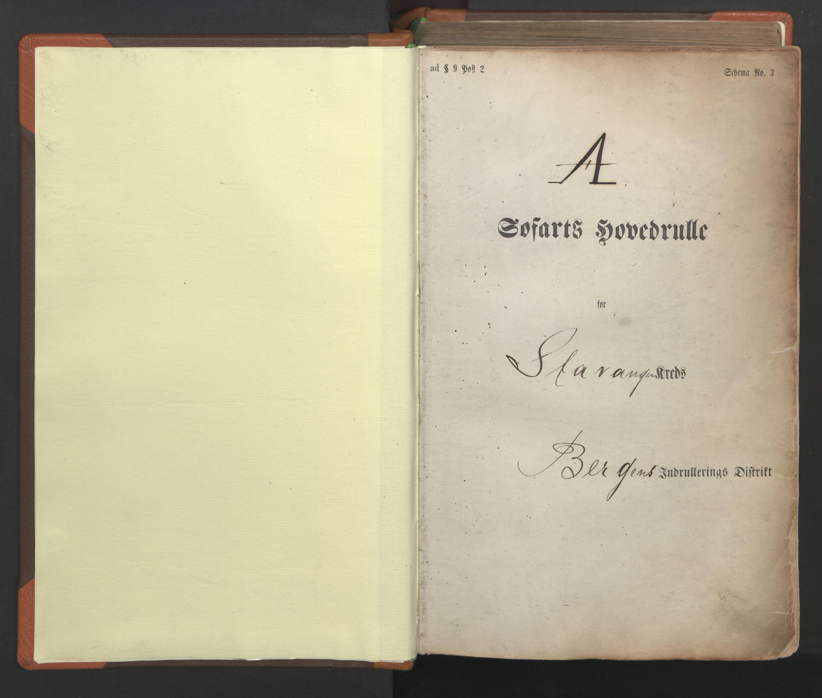 SAST, Stavanger sjømannskontor*, 1879-1887, s. 3