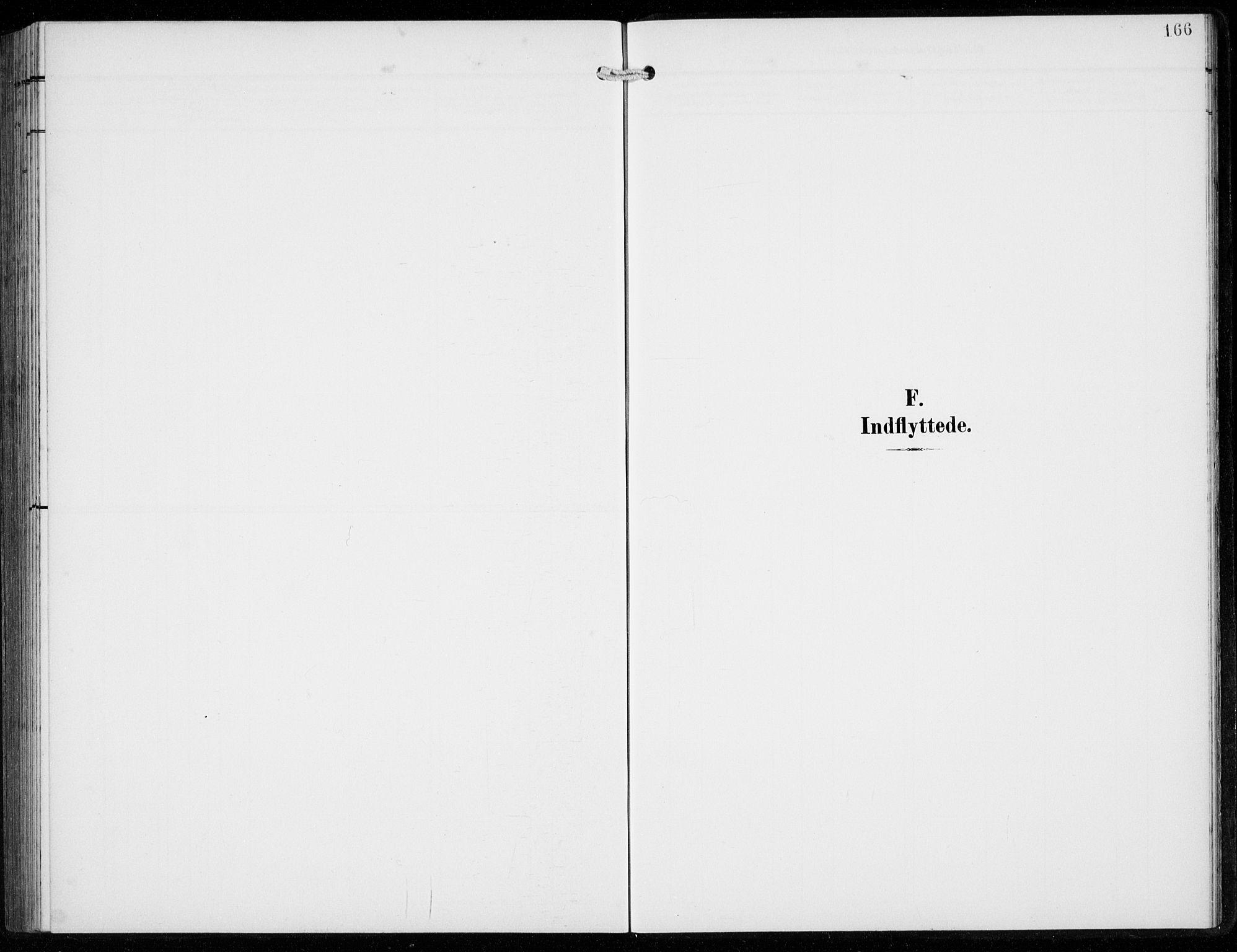 SAB, Ullensvang Sokneprestembete, H/Hab: Klokkerbok nr. F  1, 1902-1935, s. 166
