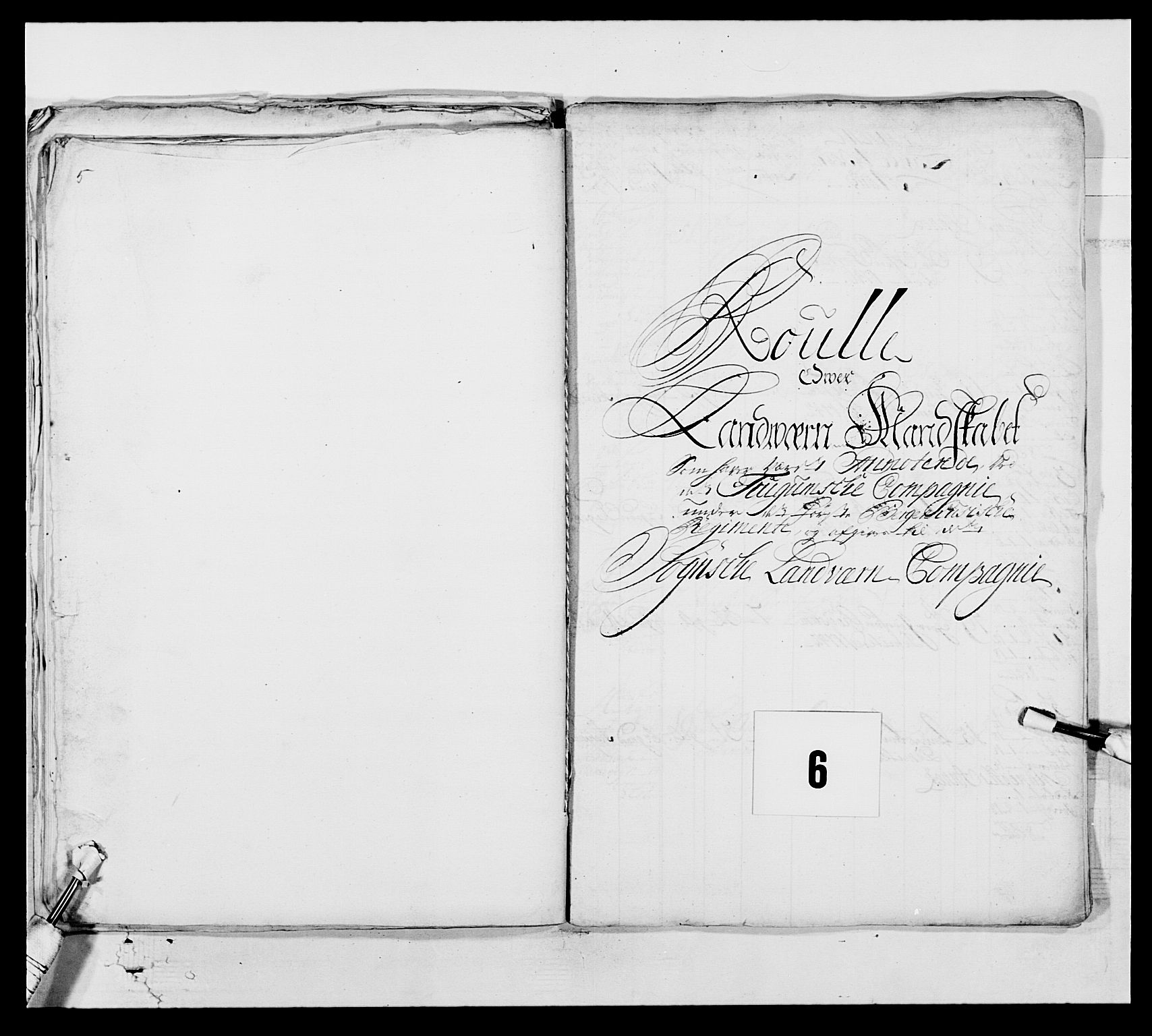 RA, Kommanderende general (KG I) med Det norske krigsdirektorium, E/Ea/L0517: 1. Bergenhusiske regiment, 1742-1756, s. 40