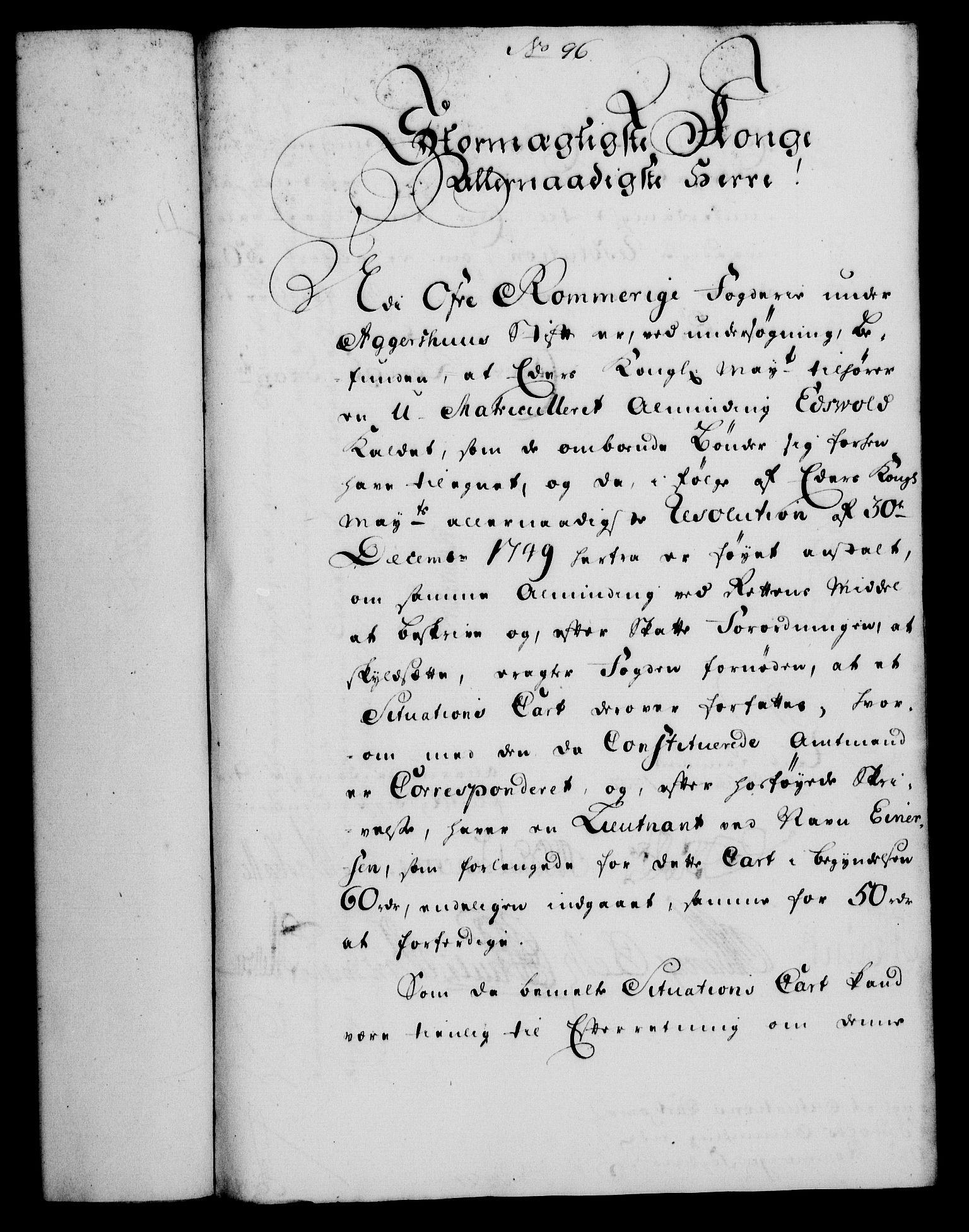 RA, Rentekammeret, Kammerkanselliet, G/Gf/Gfa/L0033: Norsk relasjons- og resolusjonsprotokoll (merket RK 52.33), 1751, s. 461