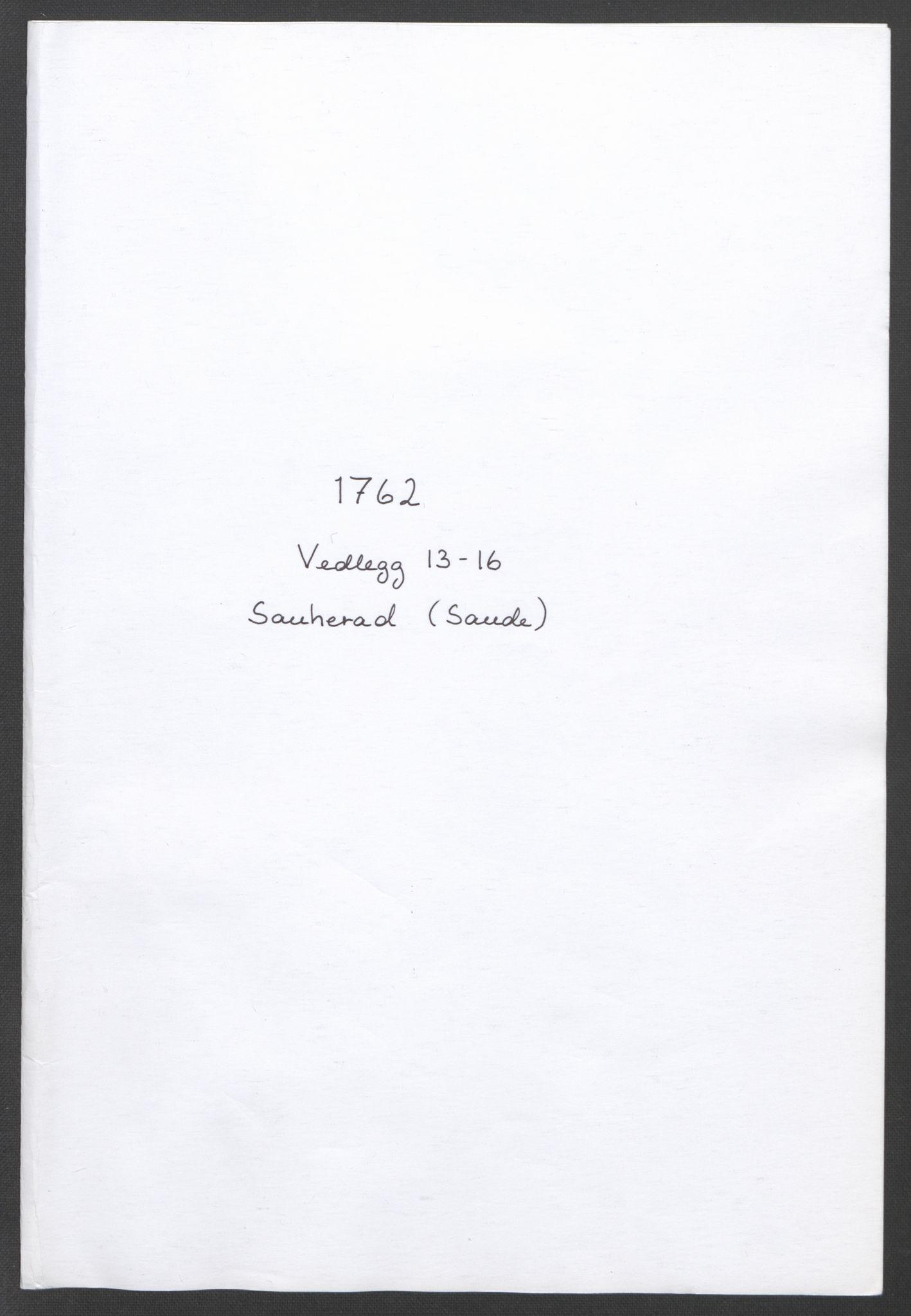 RA, Rentekammeret inntil 1814, Reviderte regnskaper, Fogderegnskap, R37/L2239: Ekstraskatten Nedre Telemark og Bamble, 1762-1763, s. 115
